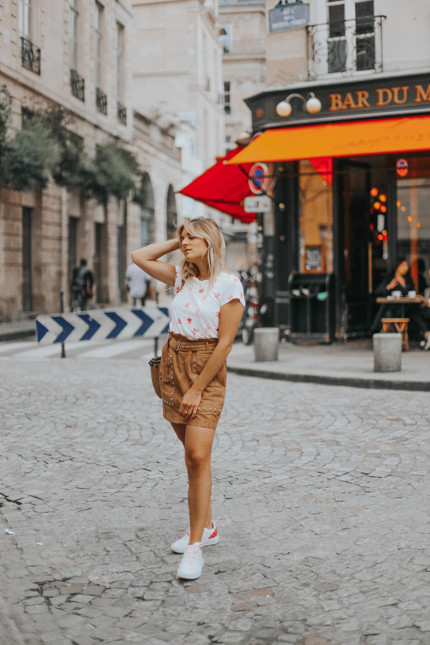 Look été Berenice - Blondie Baby blog mode Paris et voyages