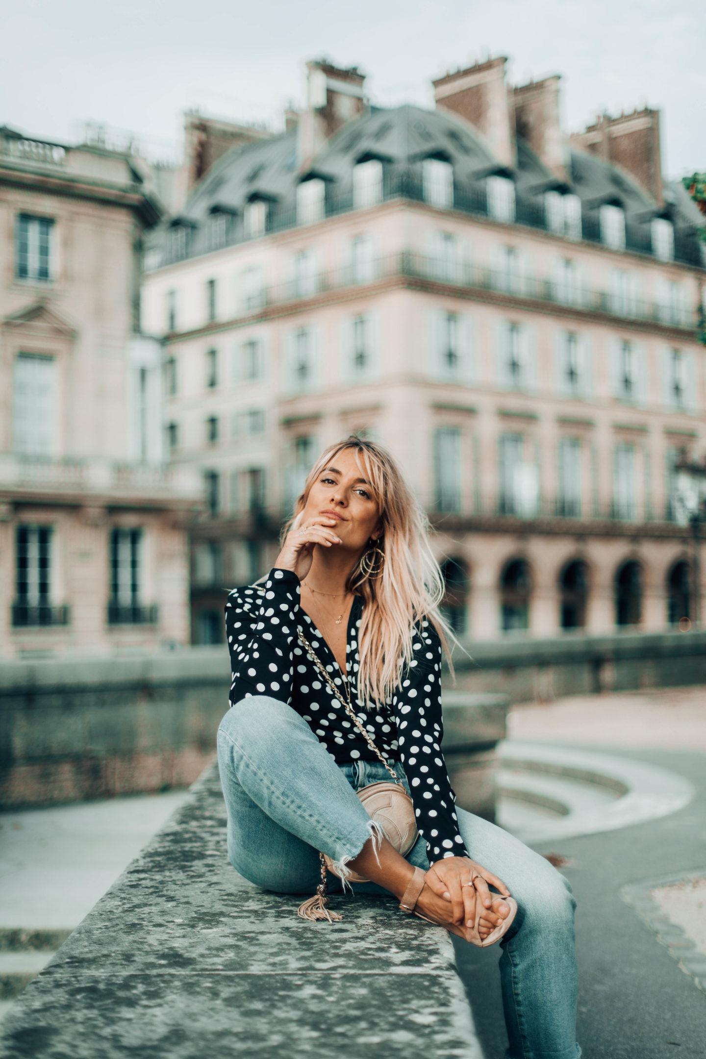 Jean Levi's - Blondie Baby blog mode Paris et voyages