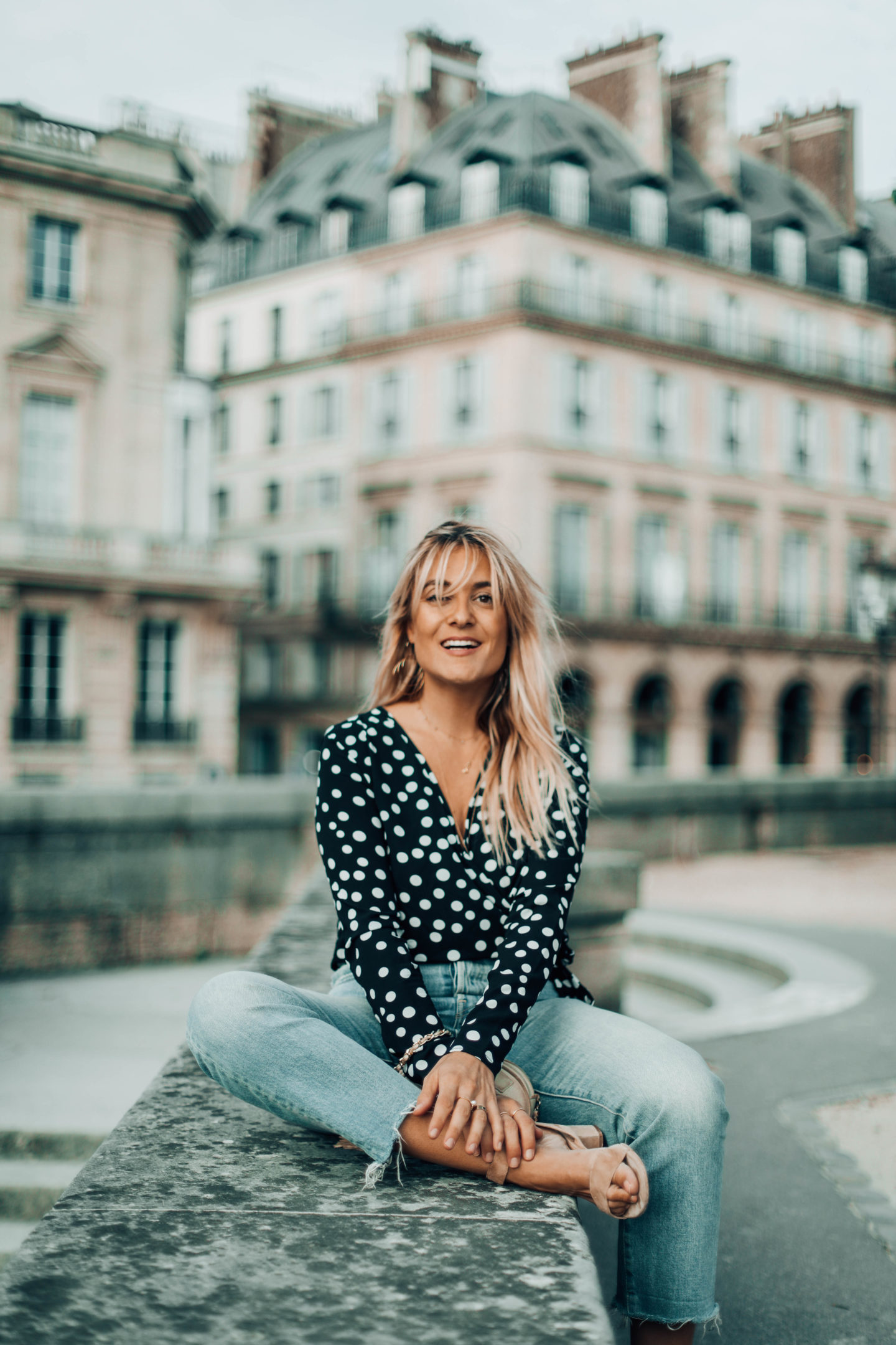 Jardin des Tuileries Paris - Blondie Baby blog mode Paris et voyages