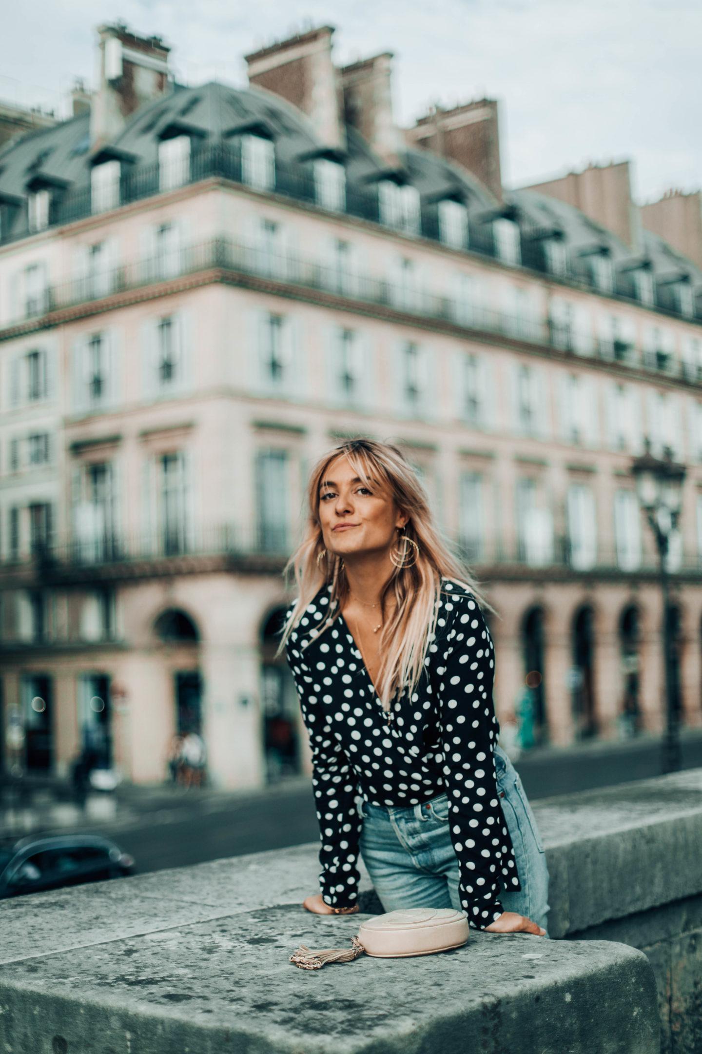 Levi's Vintage - Blondie Baby blog mode Paris et voyages