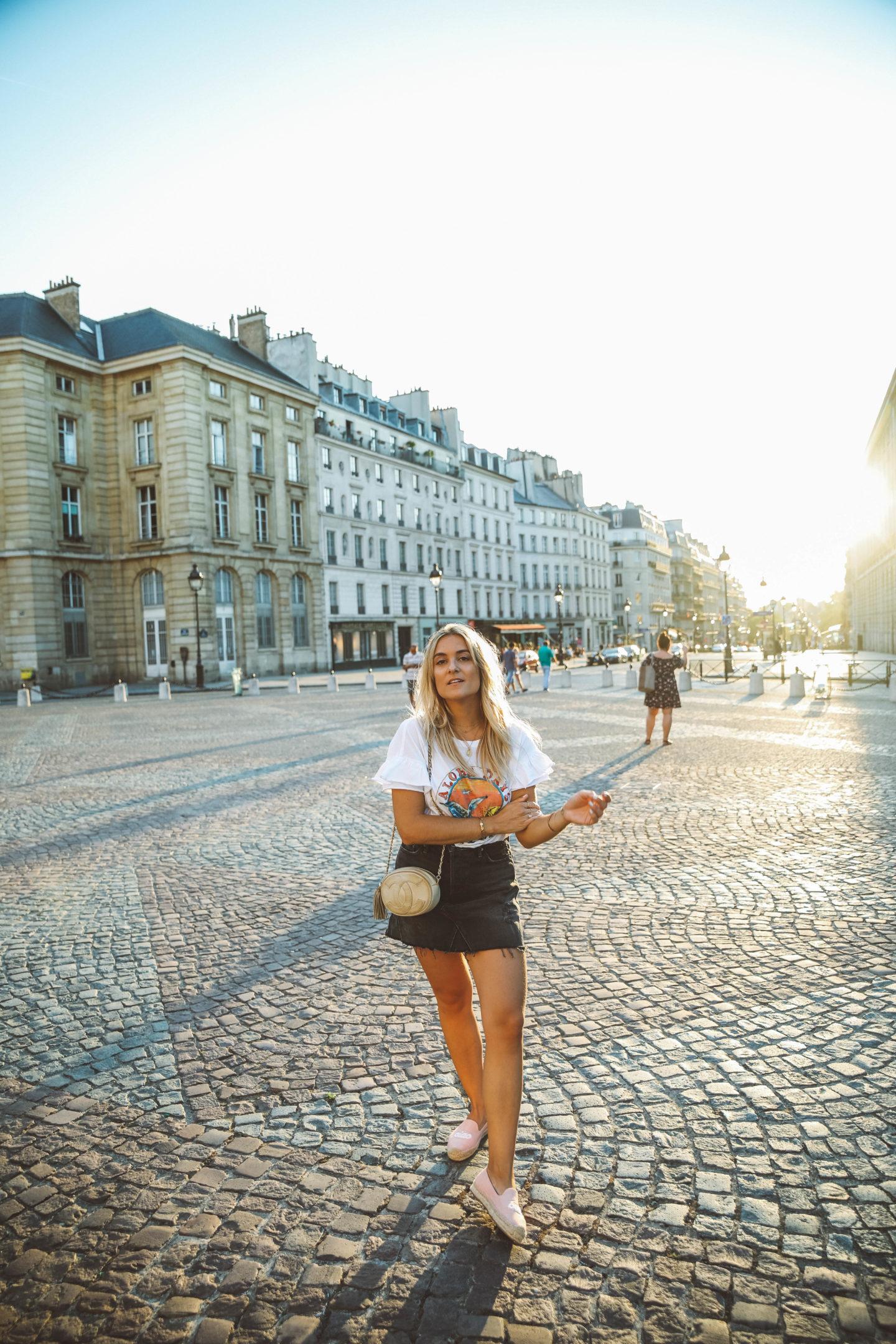 Soludos - Blondie Baby blog mode Paris et voyages