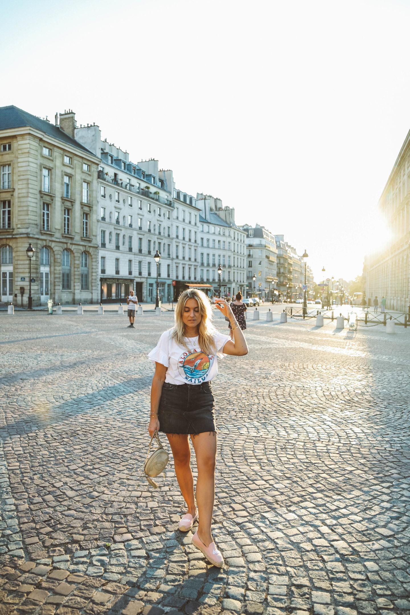Espadrilles Soludos - Blondie Baby blog mode Paris et voyages