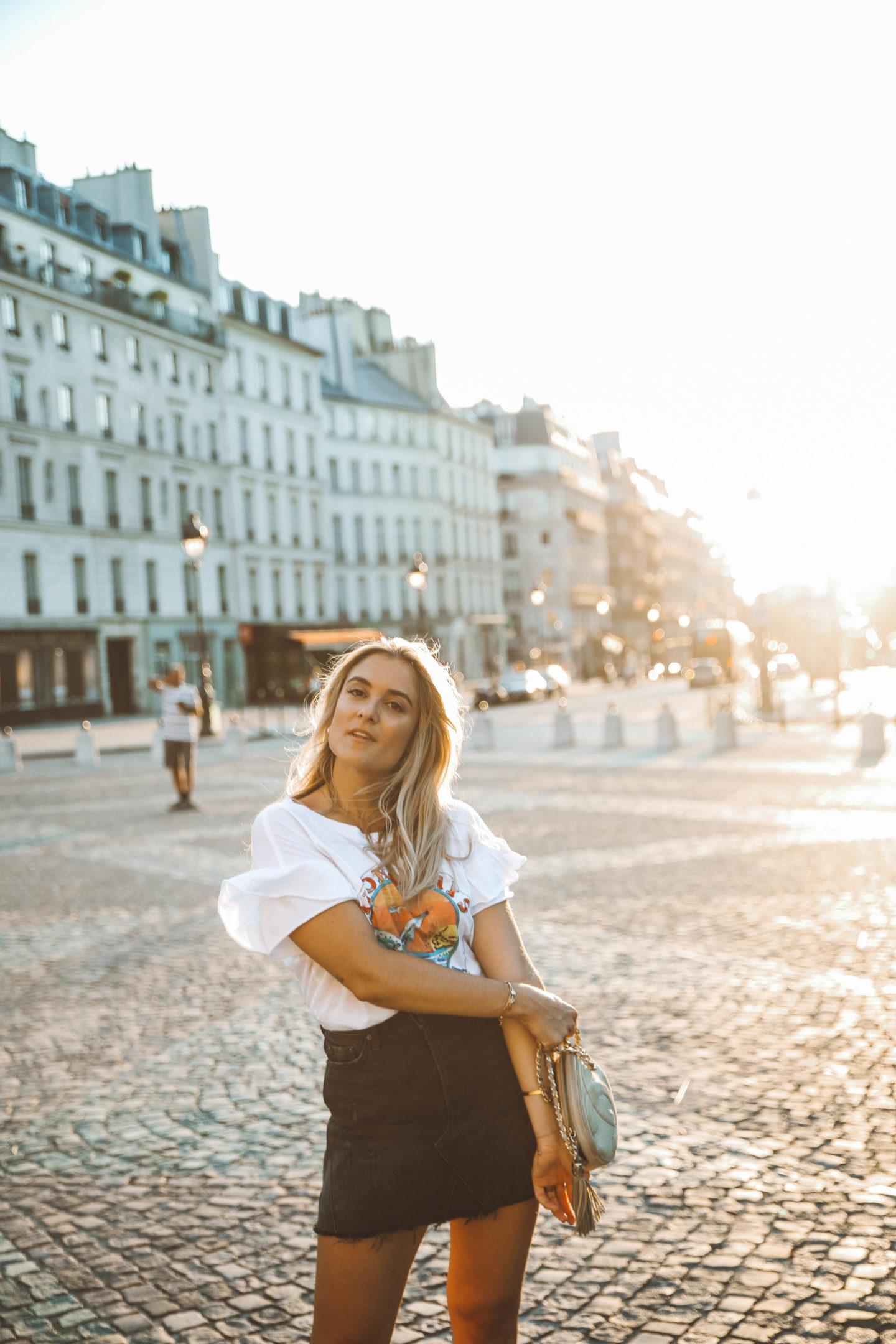 Balayage cheveux blonds - Blondie Baby blog mode Paris et voyages