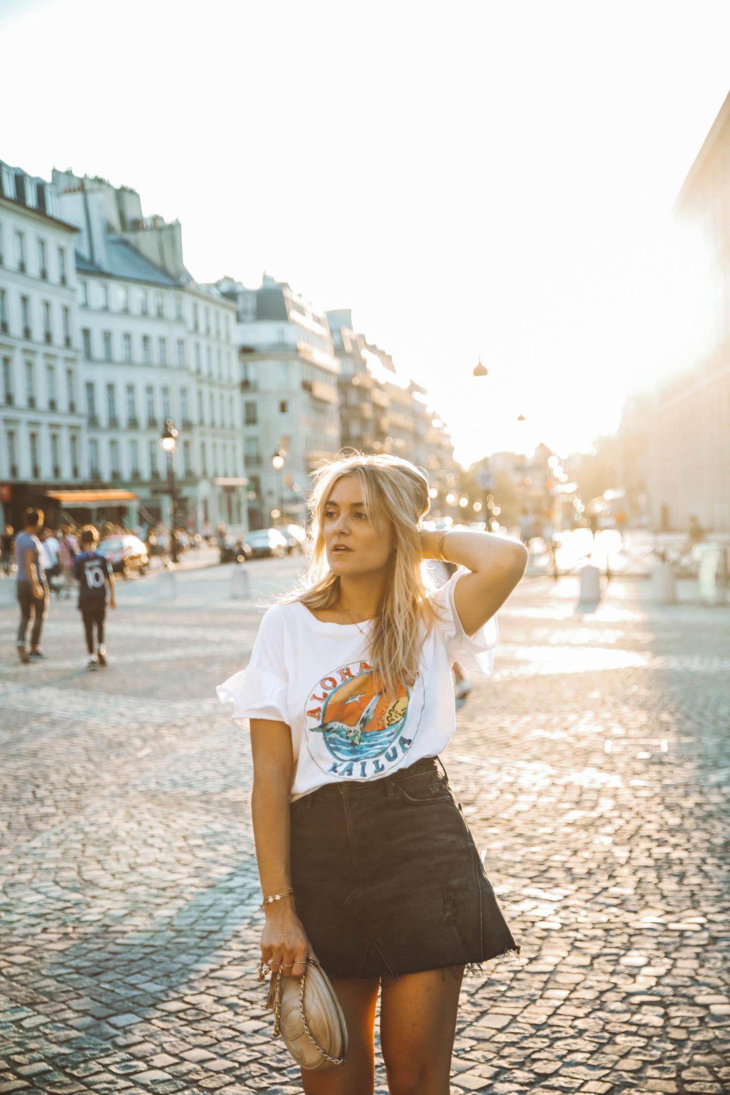 Leon and Harper top - Blondie Baby blog mode Paris et voyages