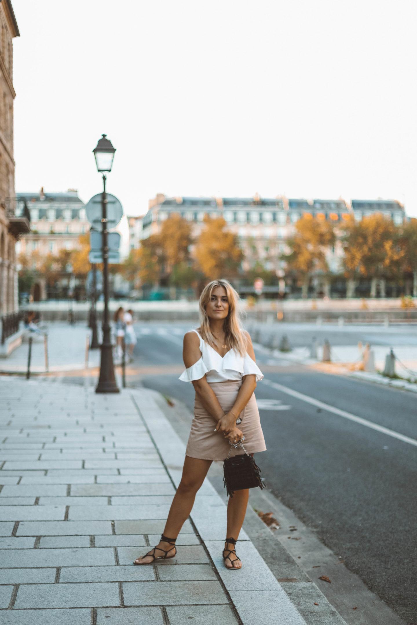 Visiter Paris - Blondie baby blog mode Paris et voyages