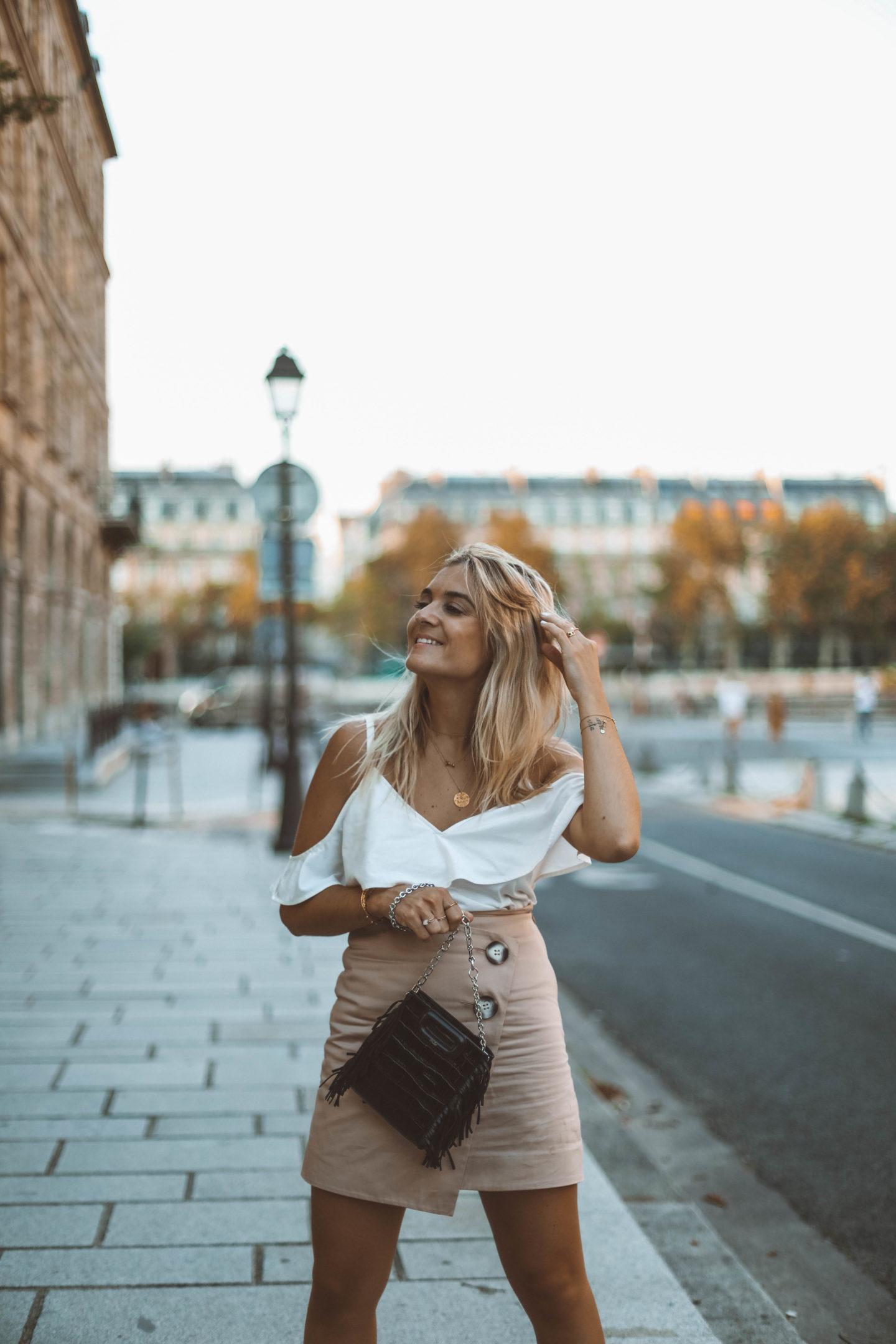 Bijoux Maje - Blondie baby blog mode Paris et voyages