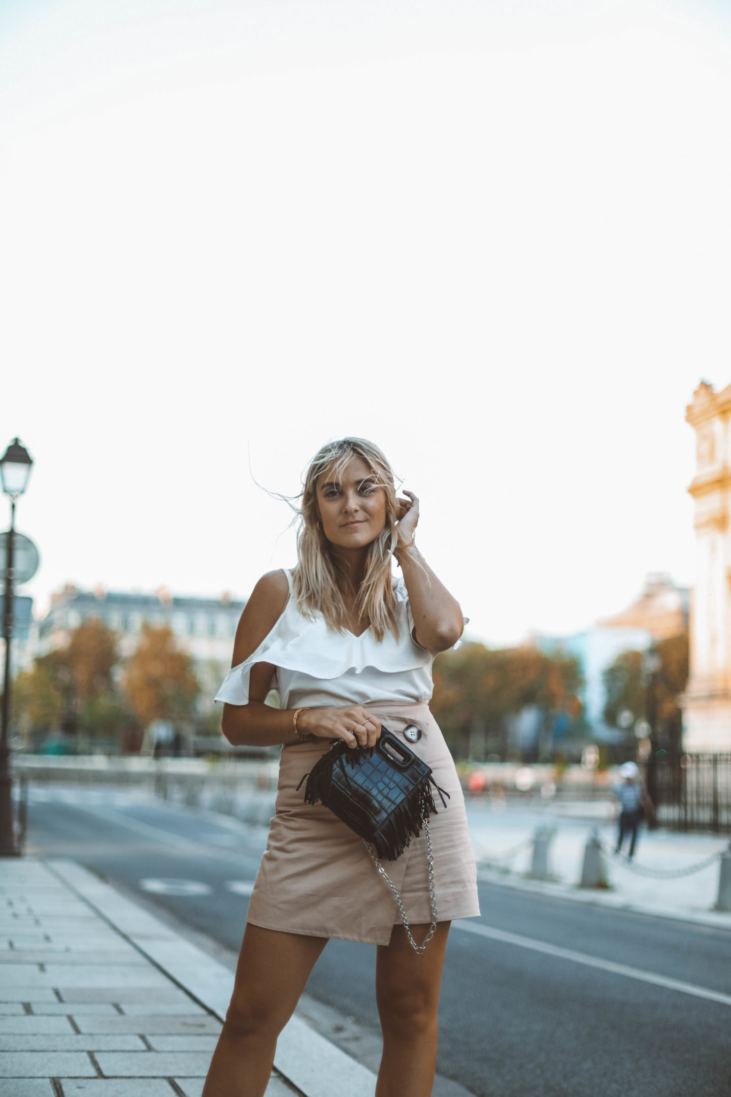 Top & Other Stories - Blondie baby blog mode Paris et voyages