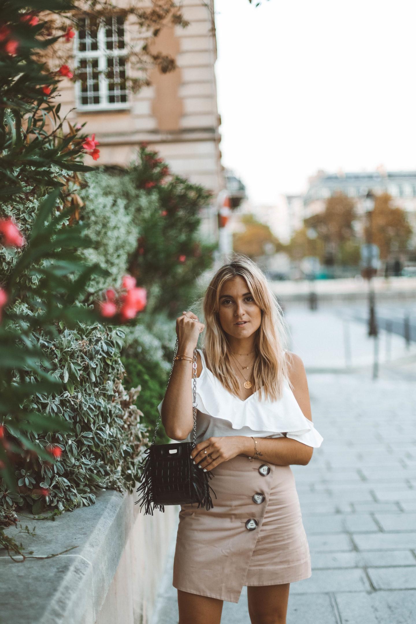 Vernis OPI - Blondie baby blog mode Paris et voyages