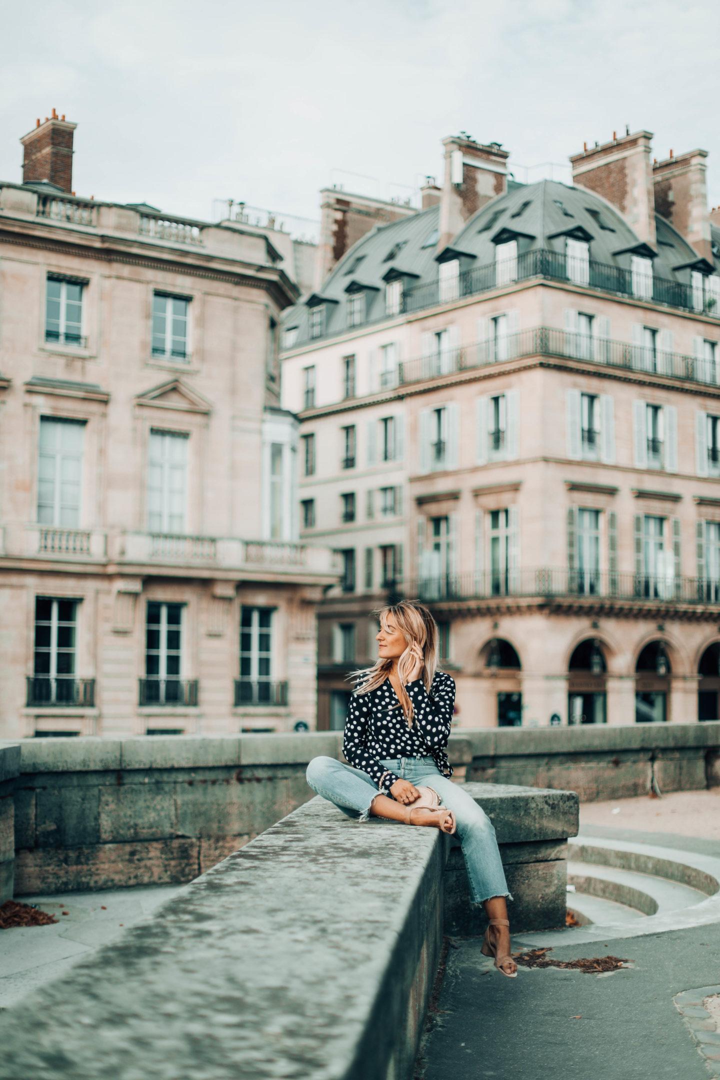 Streetstyle Paris - Blondie Baby blog mode Paris et voyages
