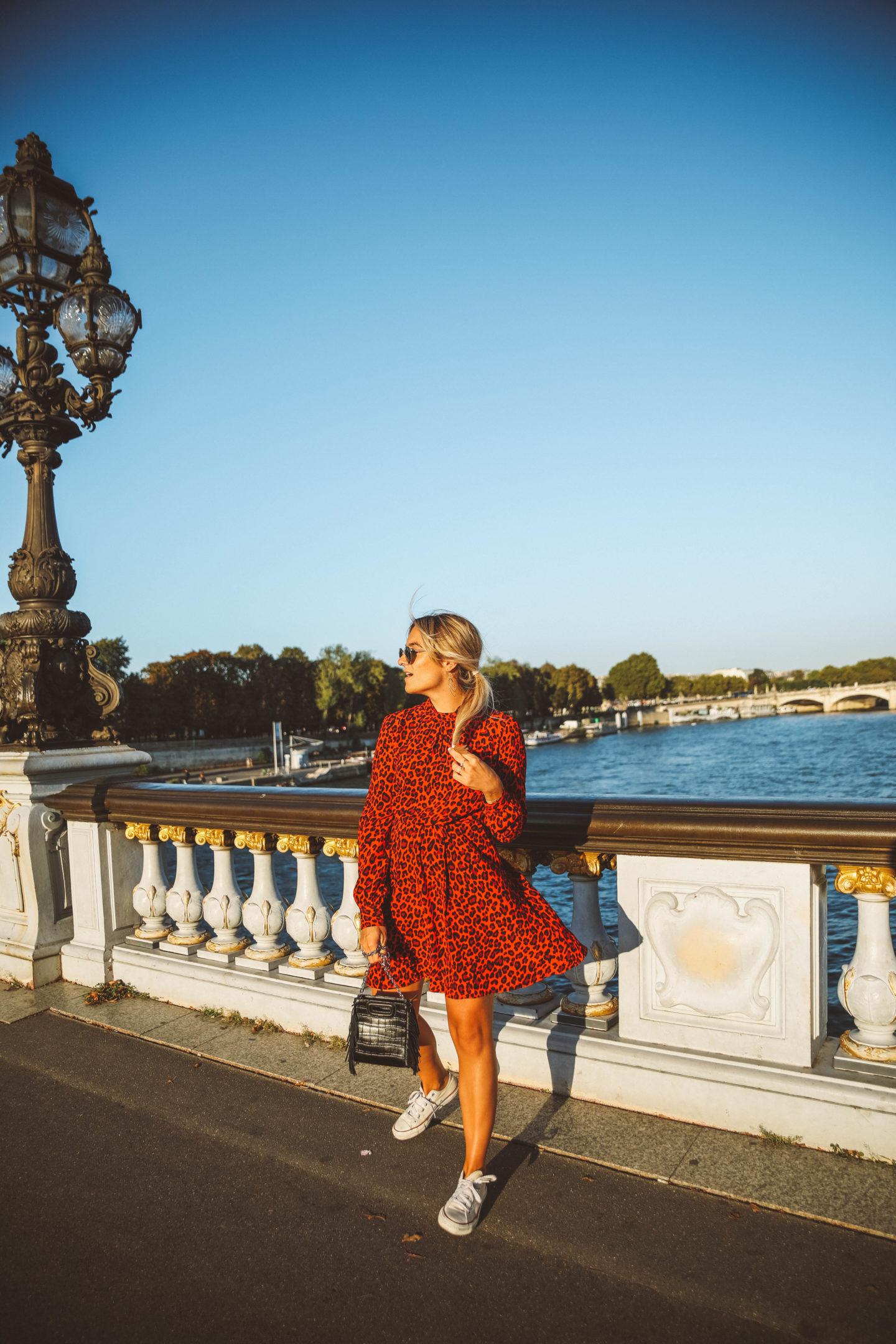 Converse - Blondie Baby blog mode Paris et voyages