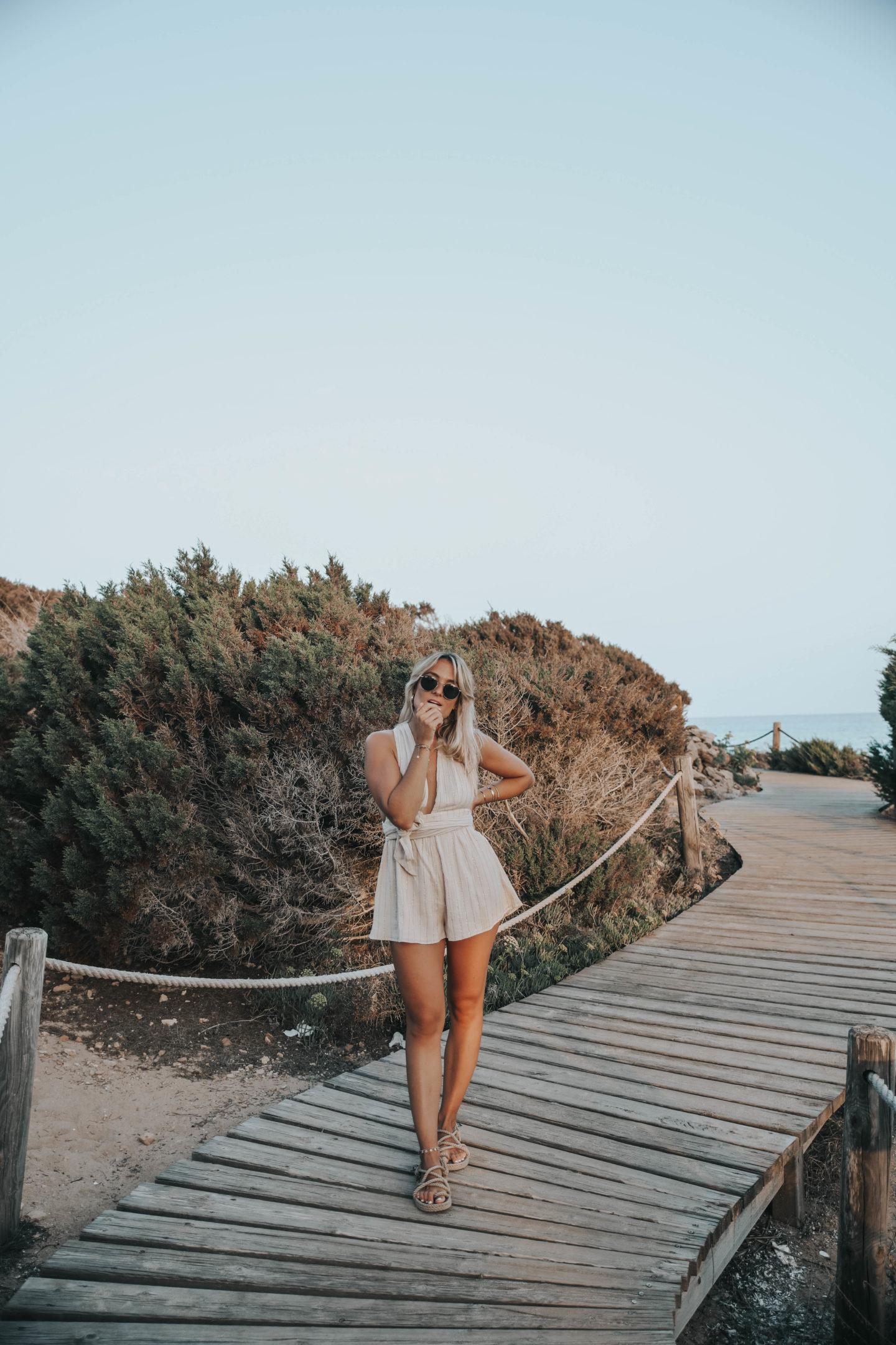 Visiter Formentera - Blondie Baby blog mode Paris et voyages