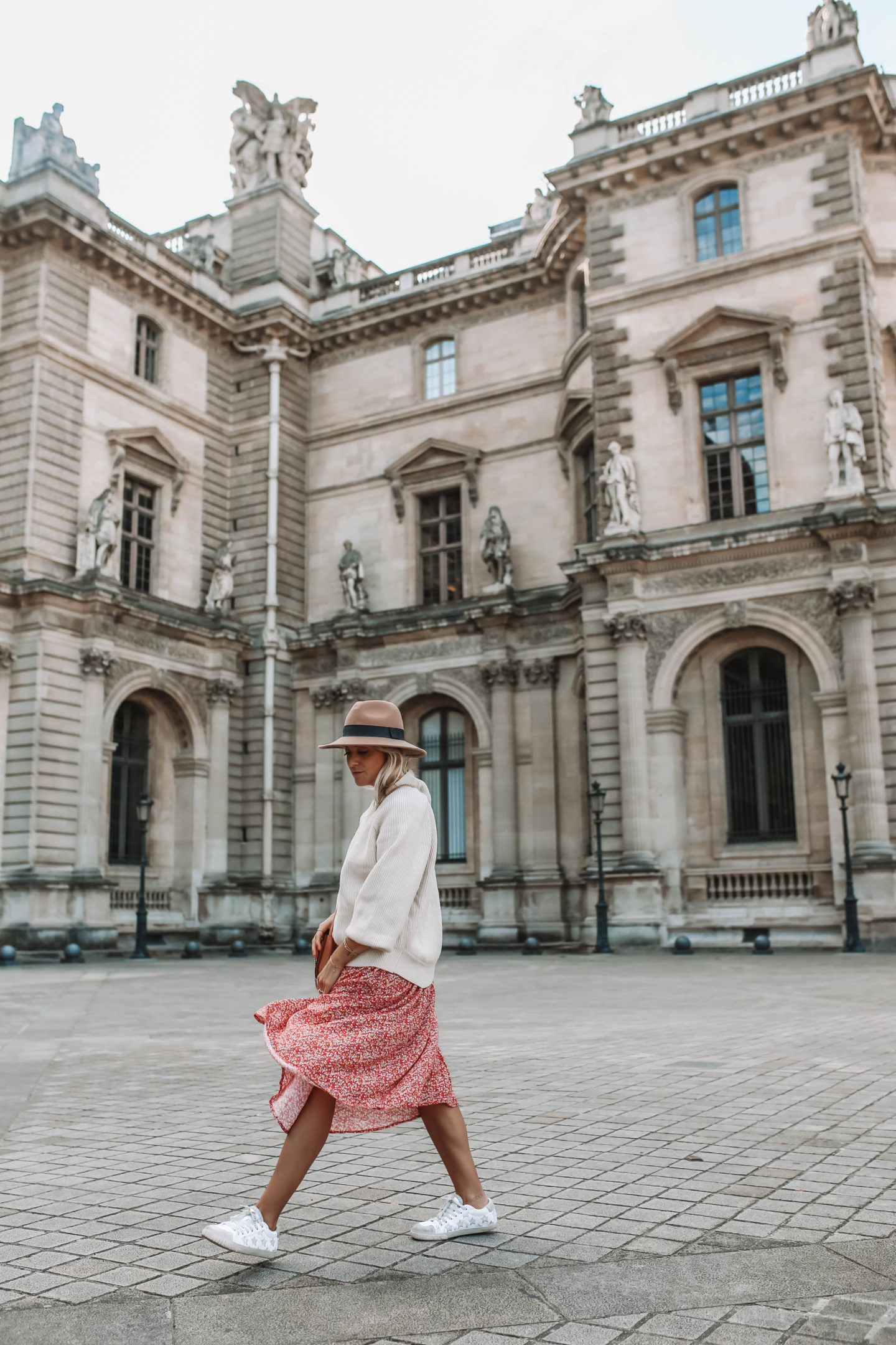 Tenue fashion week Paris - Blondie Baby blog mode Paris et voyages