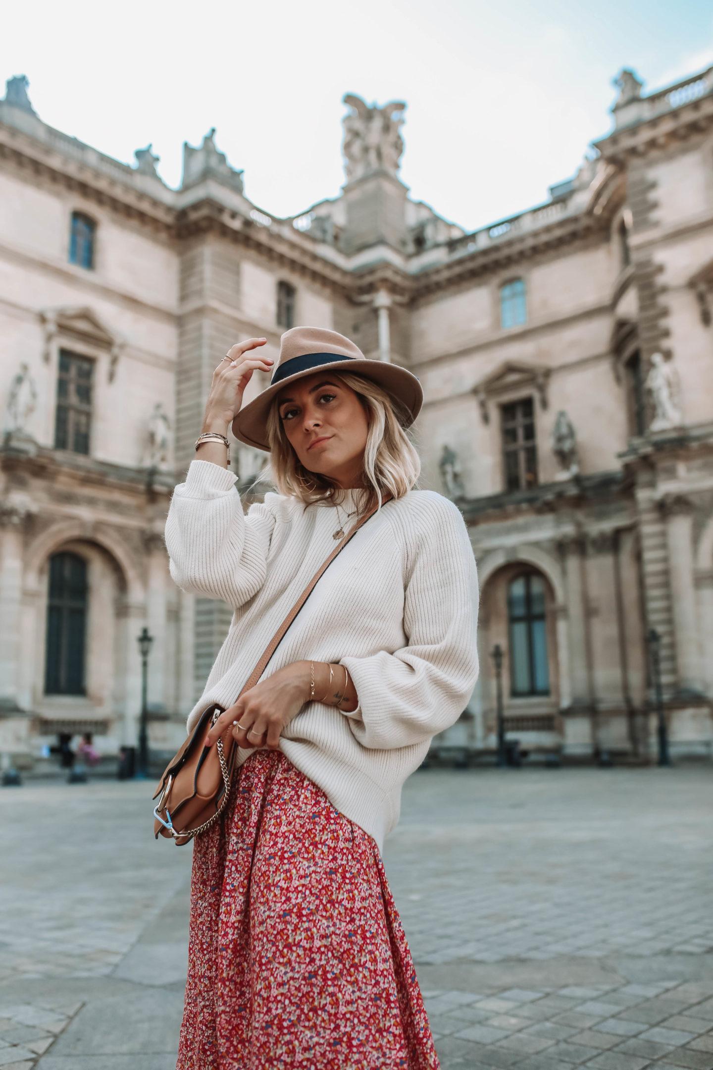 Chapeau Asos - Blondie Baby blog mode Paris et voyages