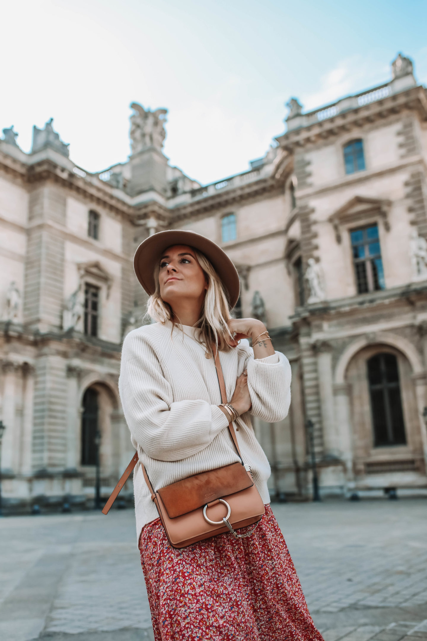 Sac Faye Chloé - Blondie Baby blog mode Paris et voyages