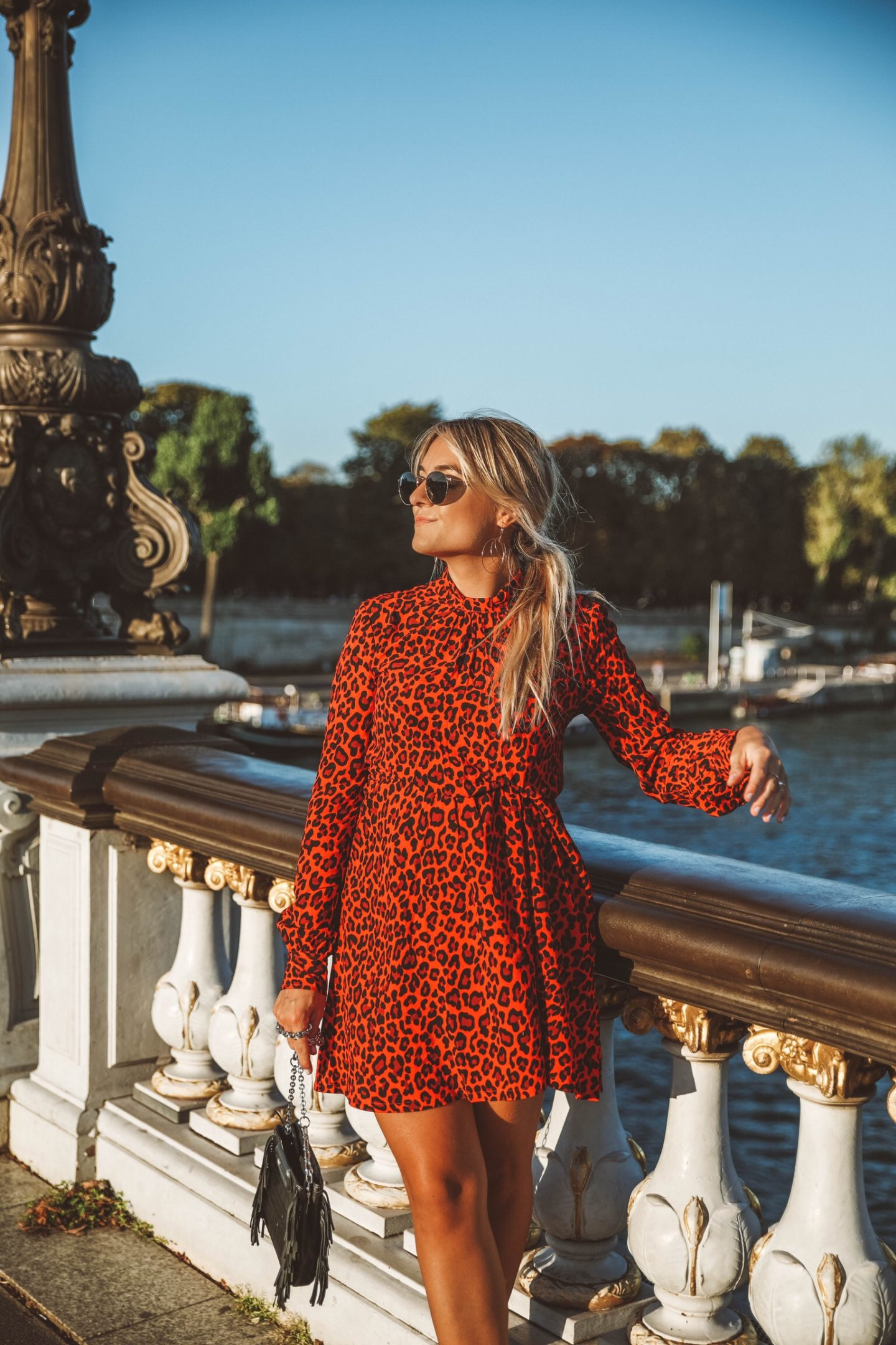 Sac M Mini Maje - Blondie Baby blog mode Paris et voyages