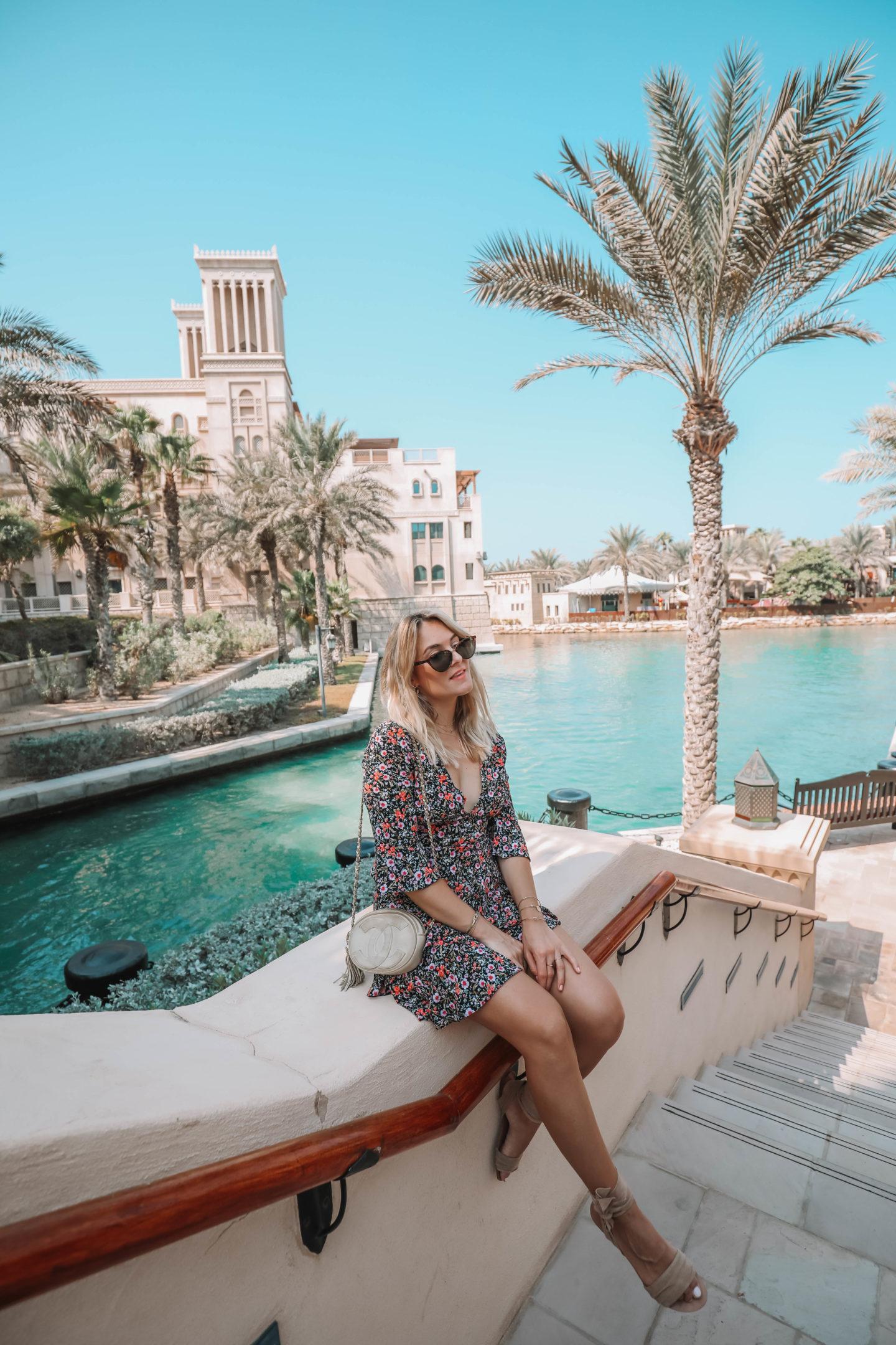 Jumeirah Dubaï - Blondie Baby blog mode et voyages