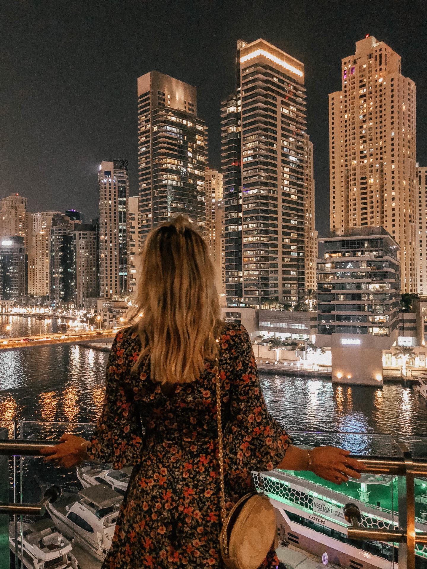 Pier 7 Dubaï - Blondie Baby blog mode et voyages