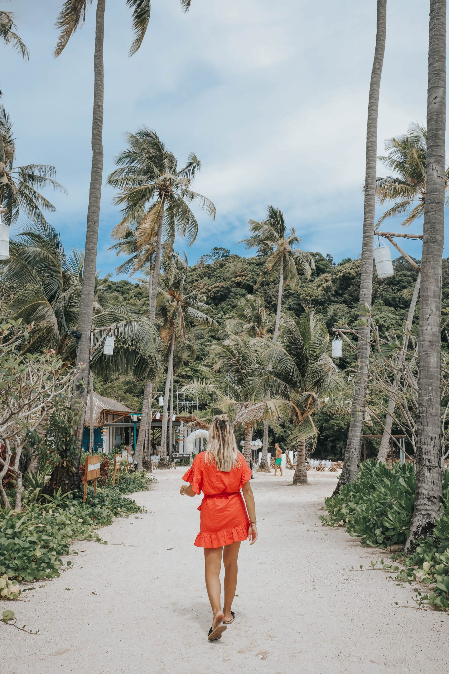 Robe Tularosa Revolve - Blondie Baby blog mode et voyages
