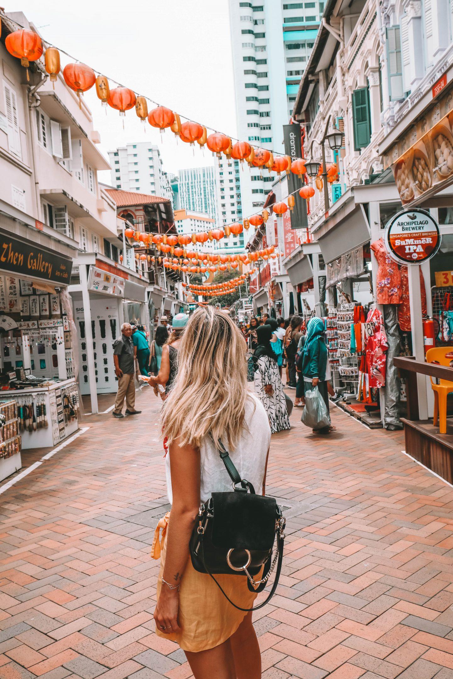 Guide voyage Singapour - Blondie Baby blog mode Paris et voyages