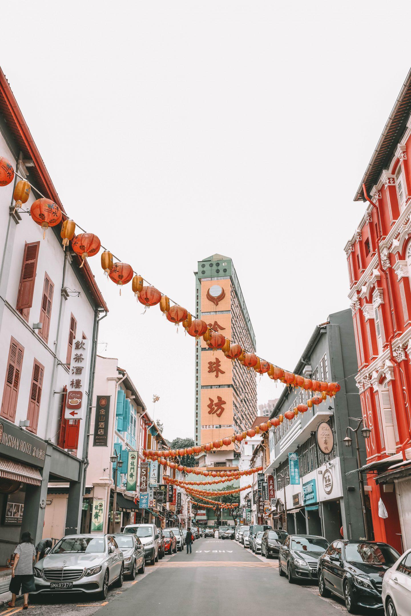 Tourisme Singapour - Blondie Baby blog mode Paris et voyages