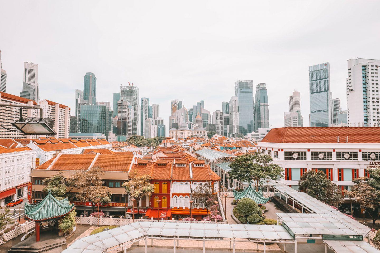 Visiter Chinatown Singapour - Blondie Baby blog mode Paris et voyages
