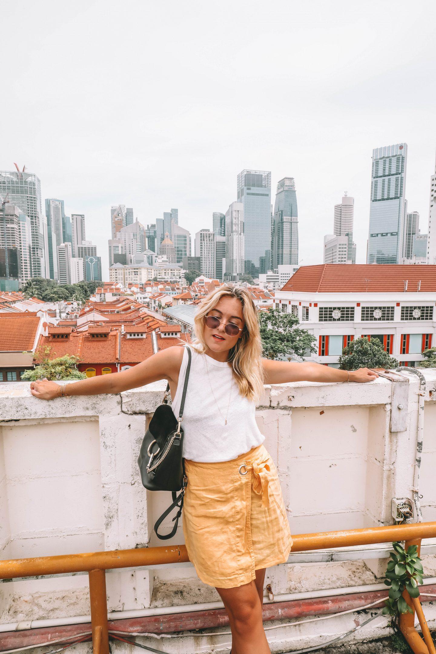 Chinatown Singapour - Blondie Baby blog mode Paris et voyages