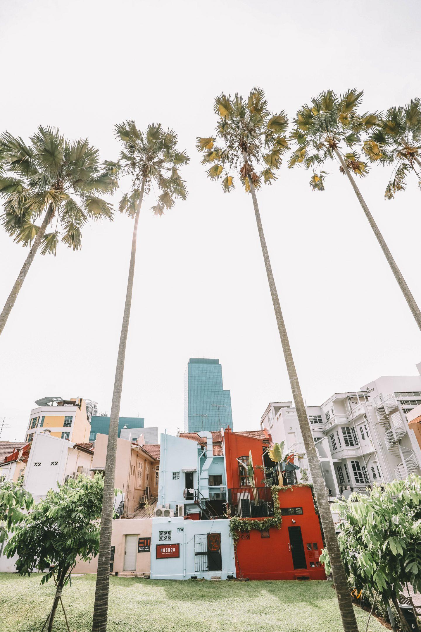 Que faire à Singapour - Blondie Baby blog mode Paris et voyages