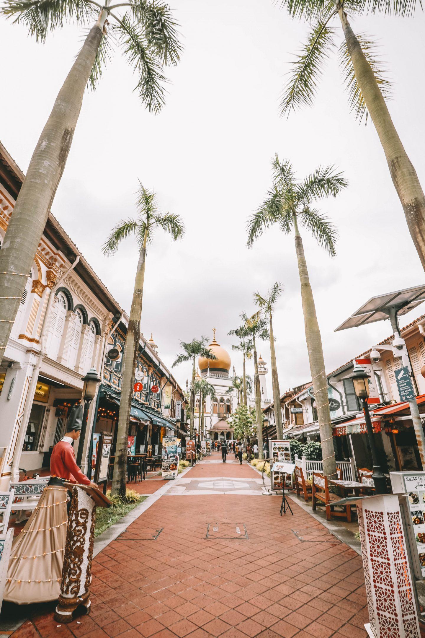 Quartier Arabe Singapour - Blondie Baby blog mode Paris et voyages