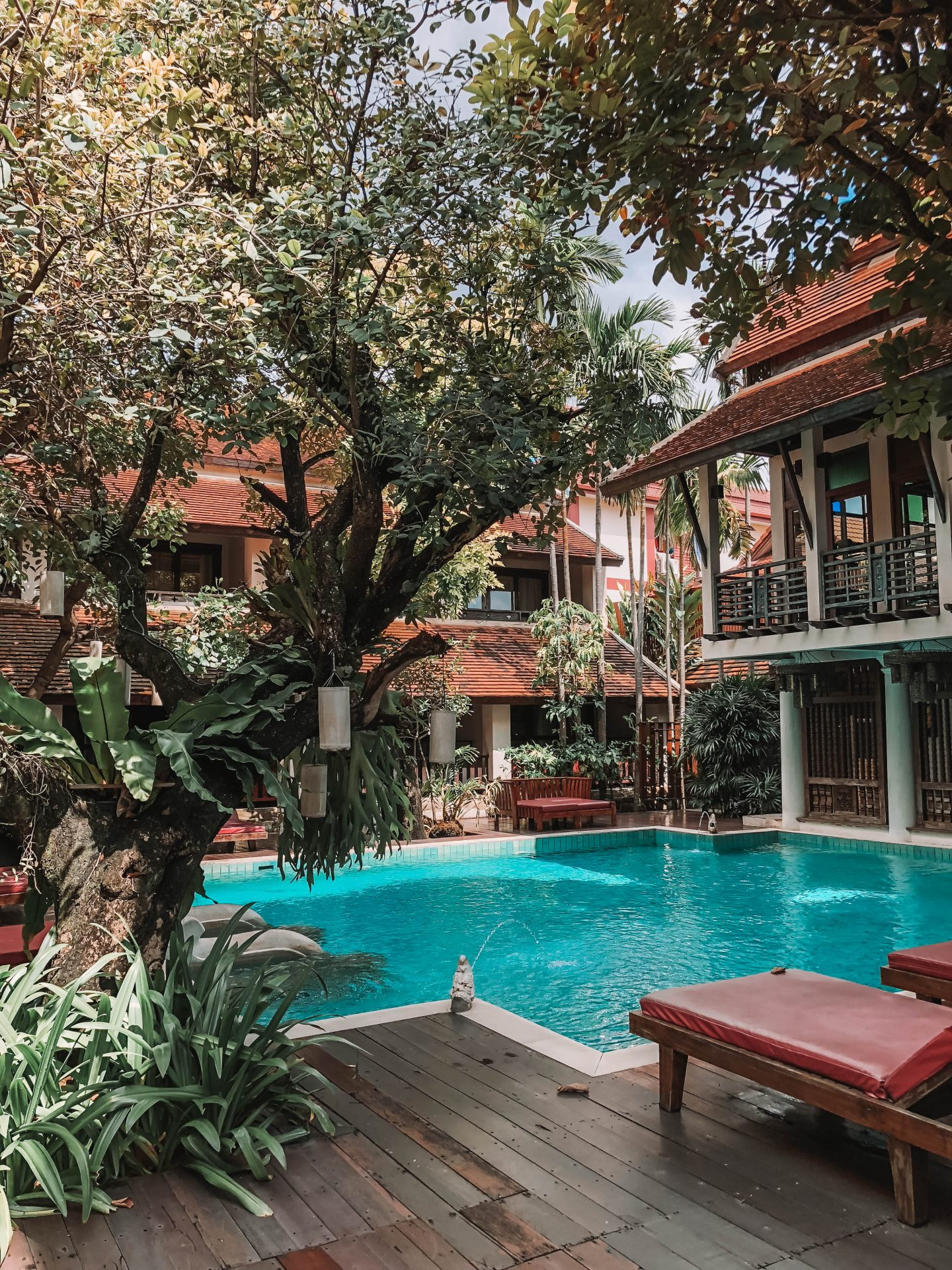 Hotel The Rim Chiang Mai - Blondie Baby blog mode et voyages