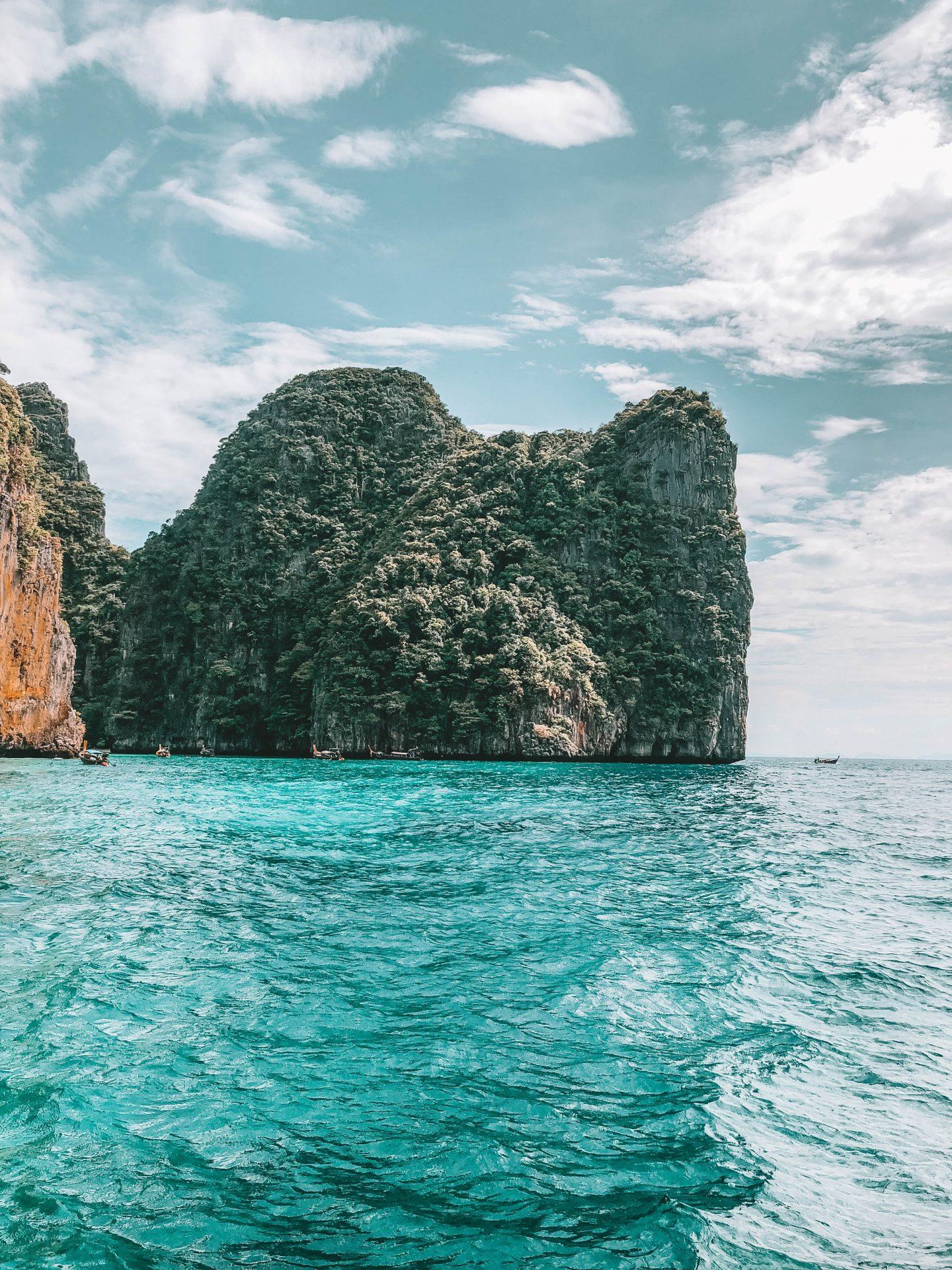 Visiter Ko Phi Phi - Blondie Baby blog mode et voyages