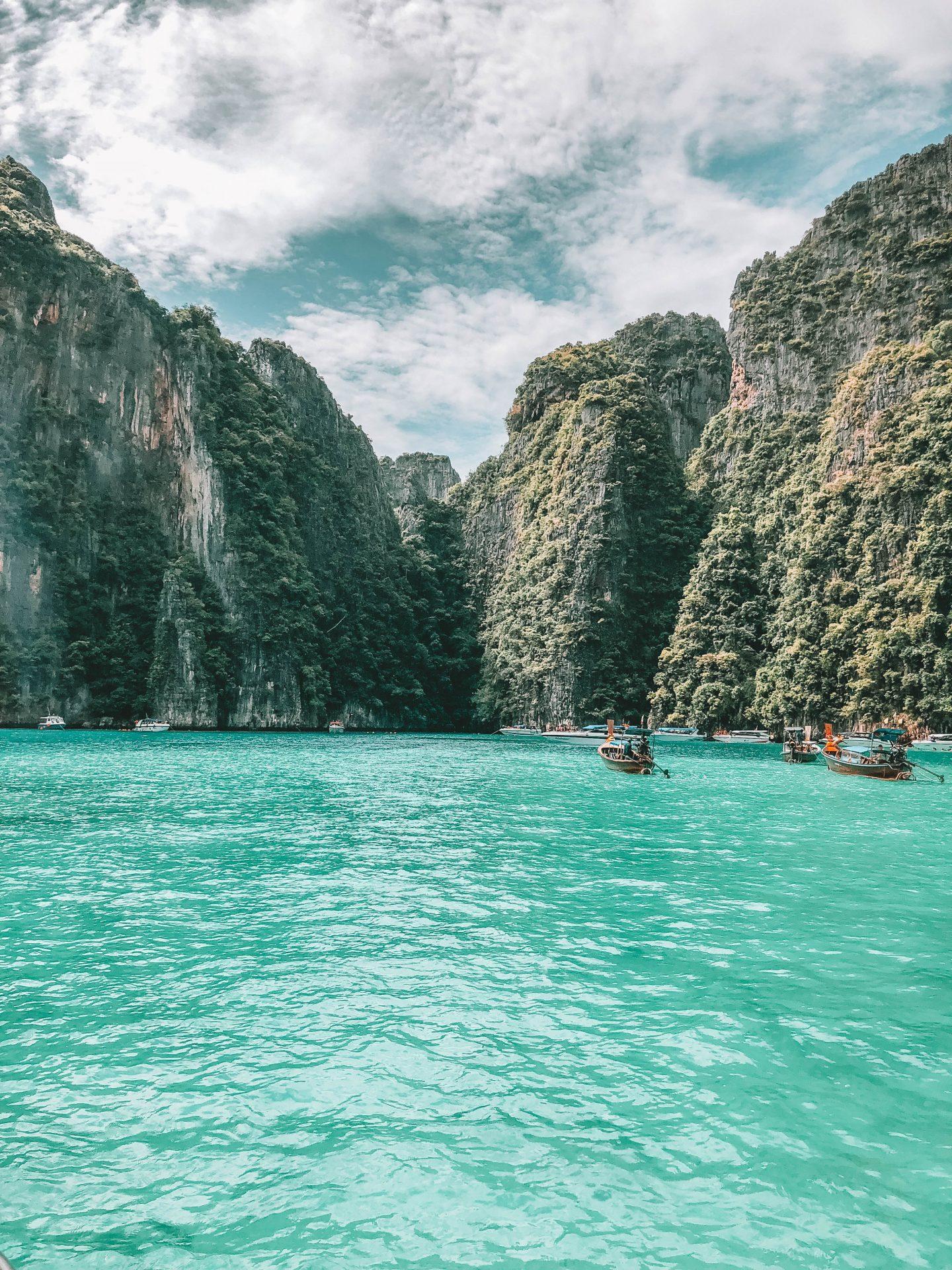 Que faire à Ko Phi Phi - Blondie Baby blog mode et voyages