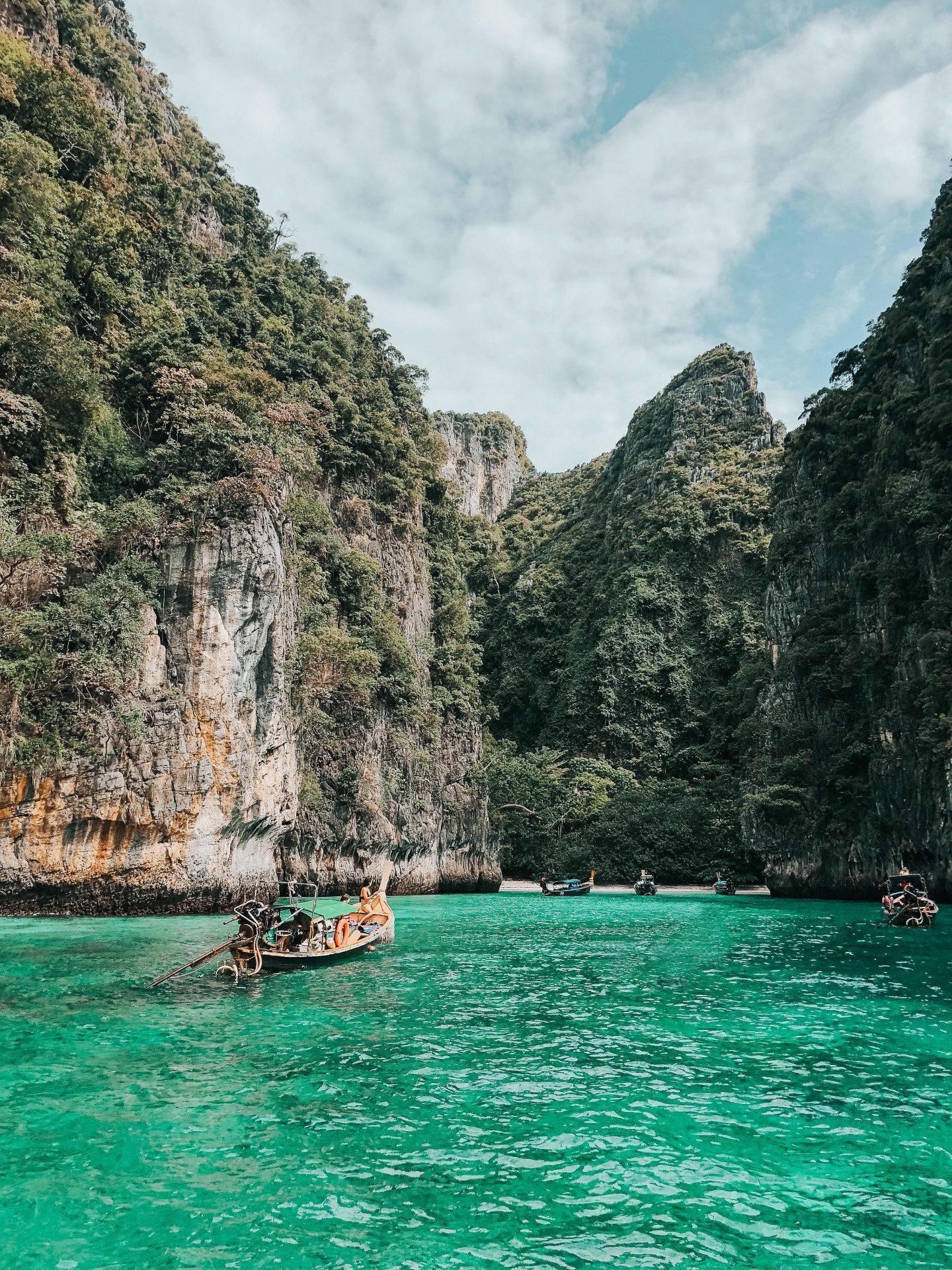 Ko Phi Phi Le - Blondie Baby blog mode et voyages