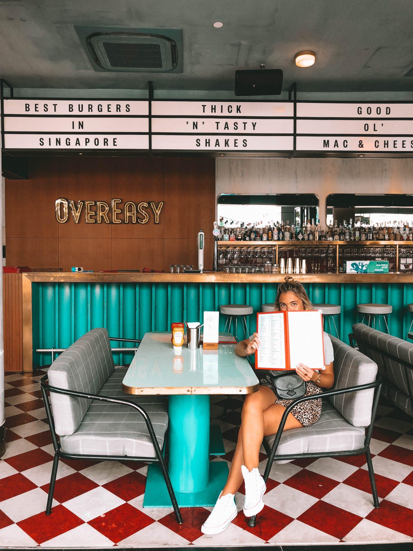 Food Singapour - Blondie Baby blog mode Paris et voyages