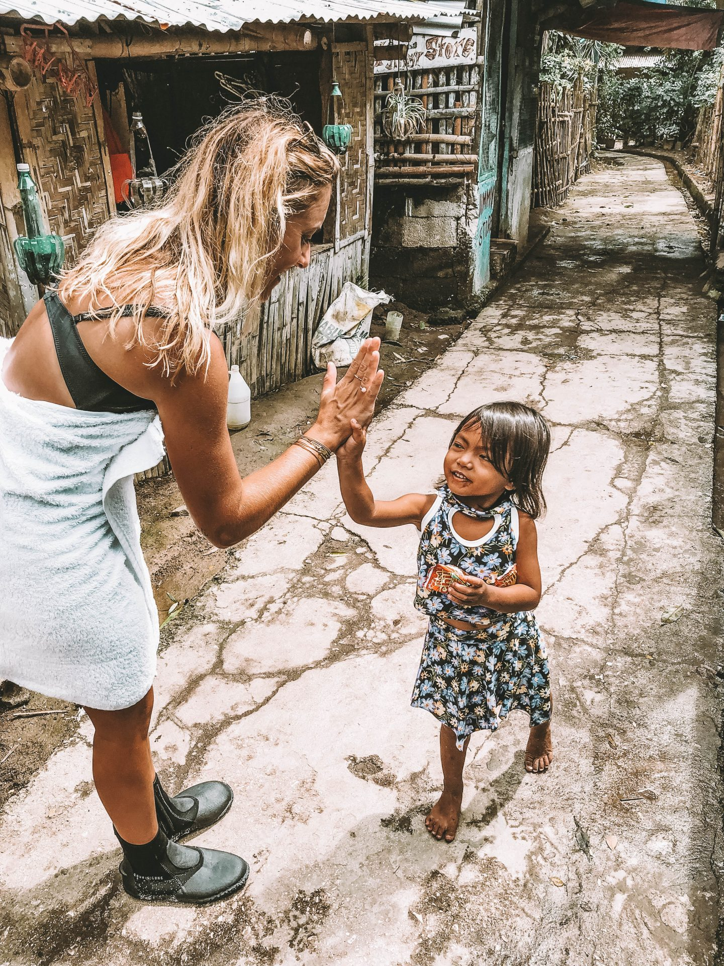 Visiter Apo Island - Blondie Baby blog mode Paris et voyages