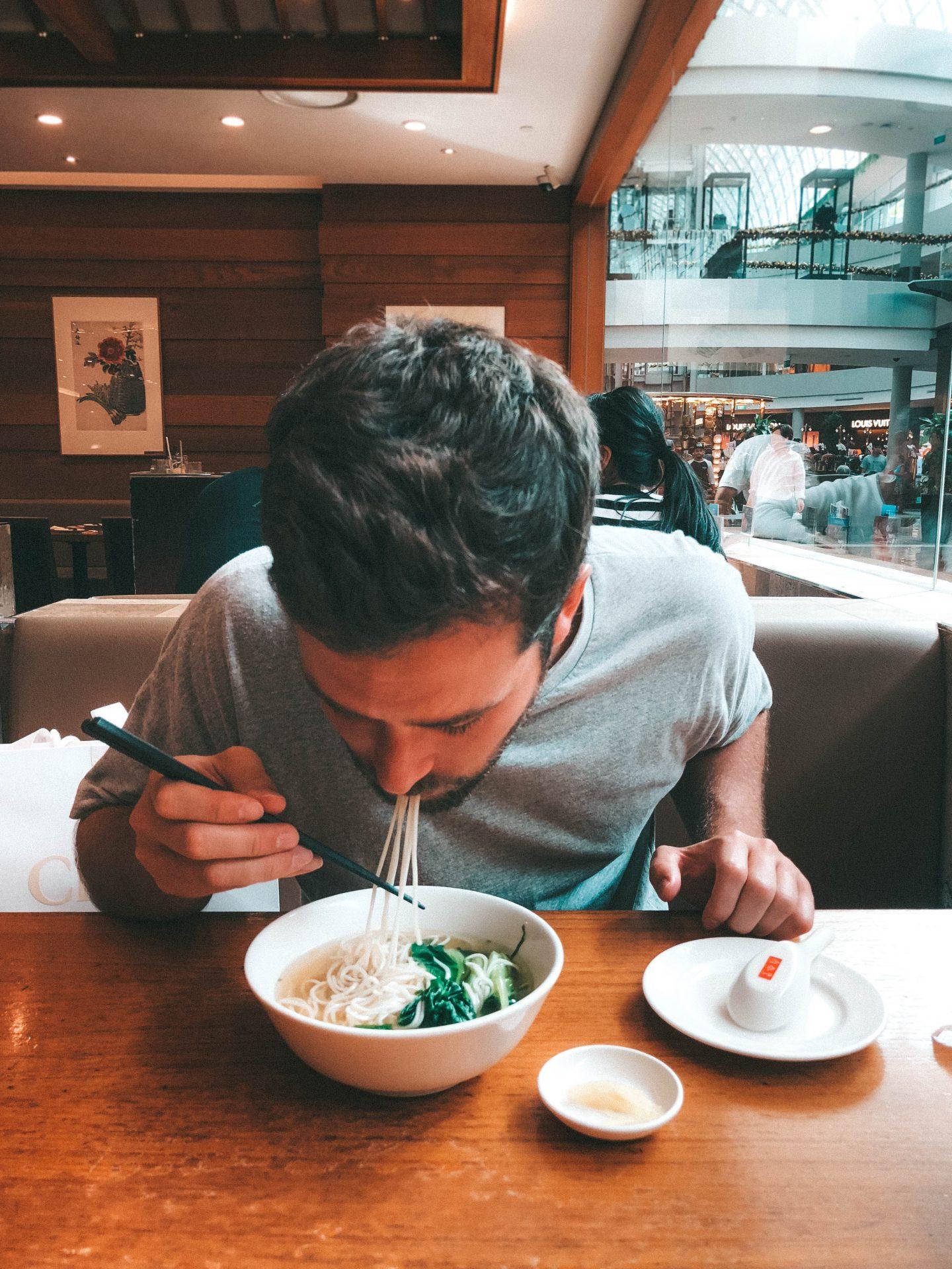 Din Tai Fung Singapour - Blondie Baby blog mode Paris et voyages