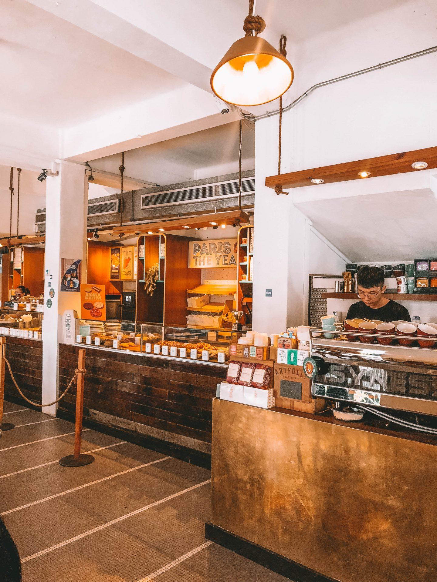 Thiong Bahru Bakery Singapour - Blondie Baby blog mode Paris et voyages