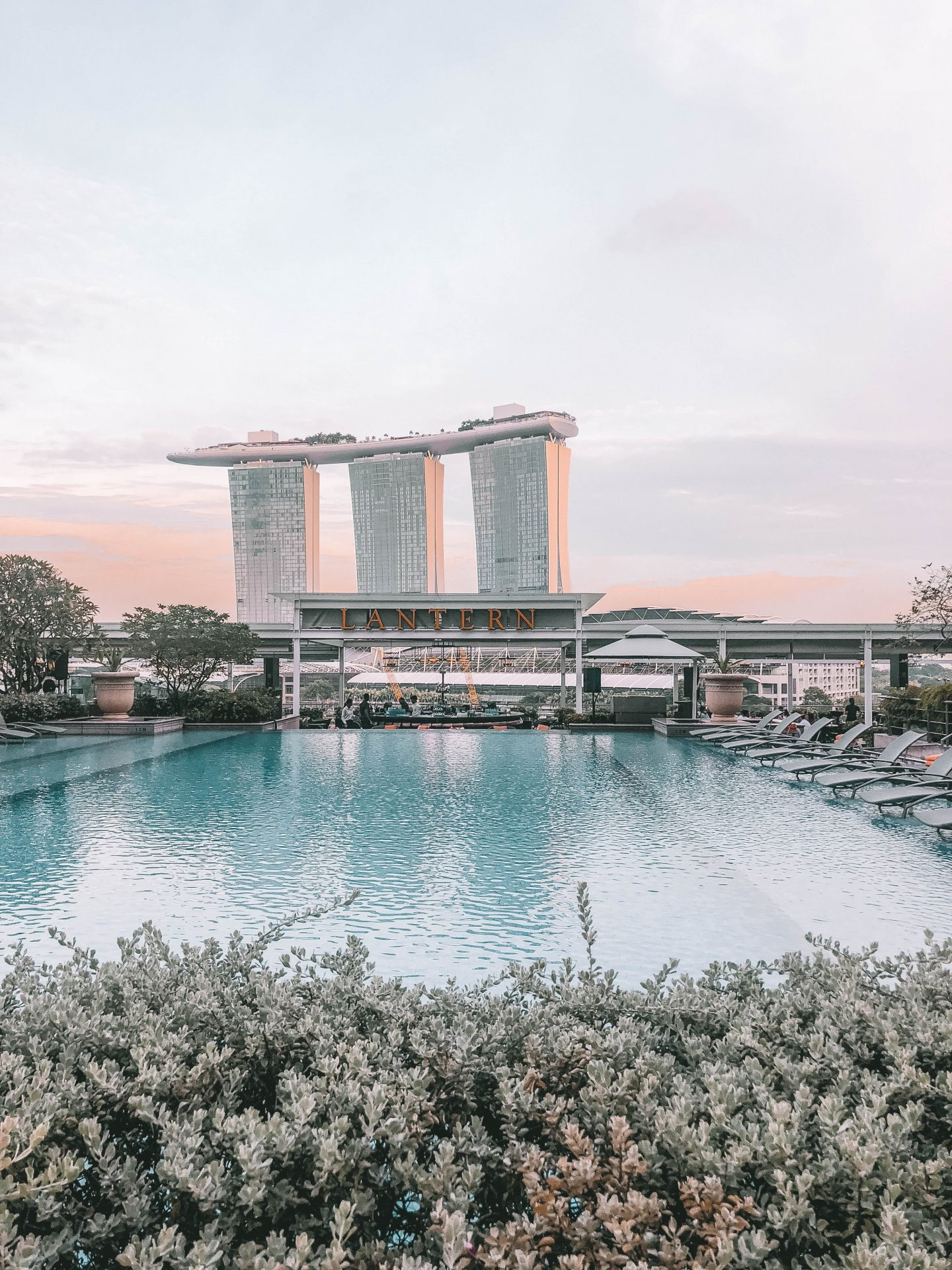 Lantern Bar Singapour - Blondie Baby blog mode Paris et voyages