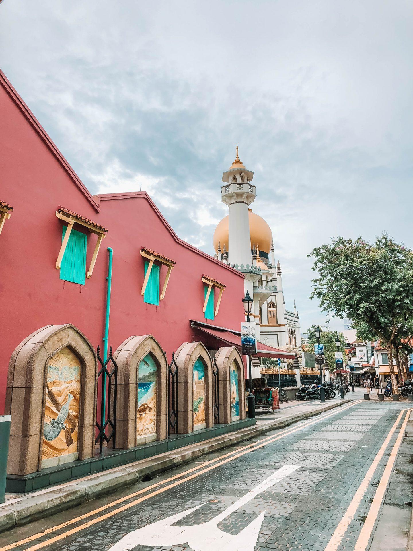 Arabe Street Singapour - Blondie Baby blog mode Paris et voyages