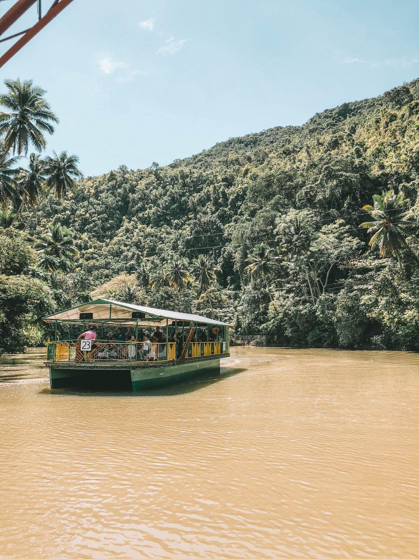 Rivière Loboc Philippines - Blondie Baby blog mode Paris et voyages