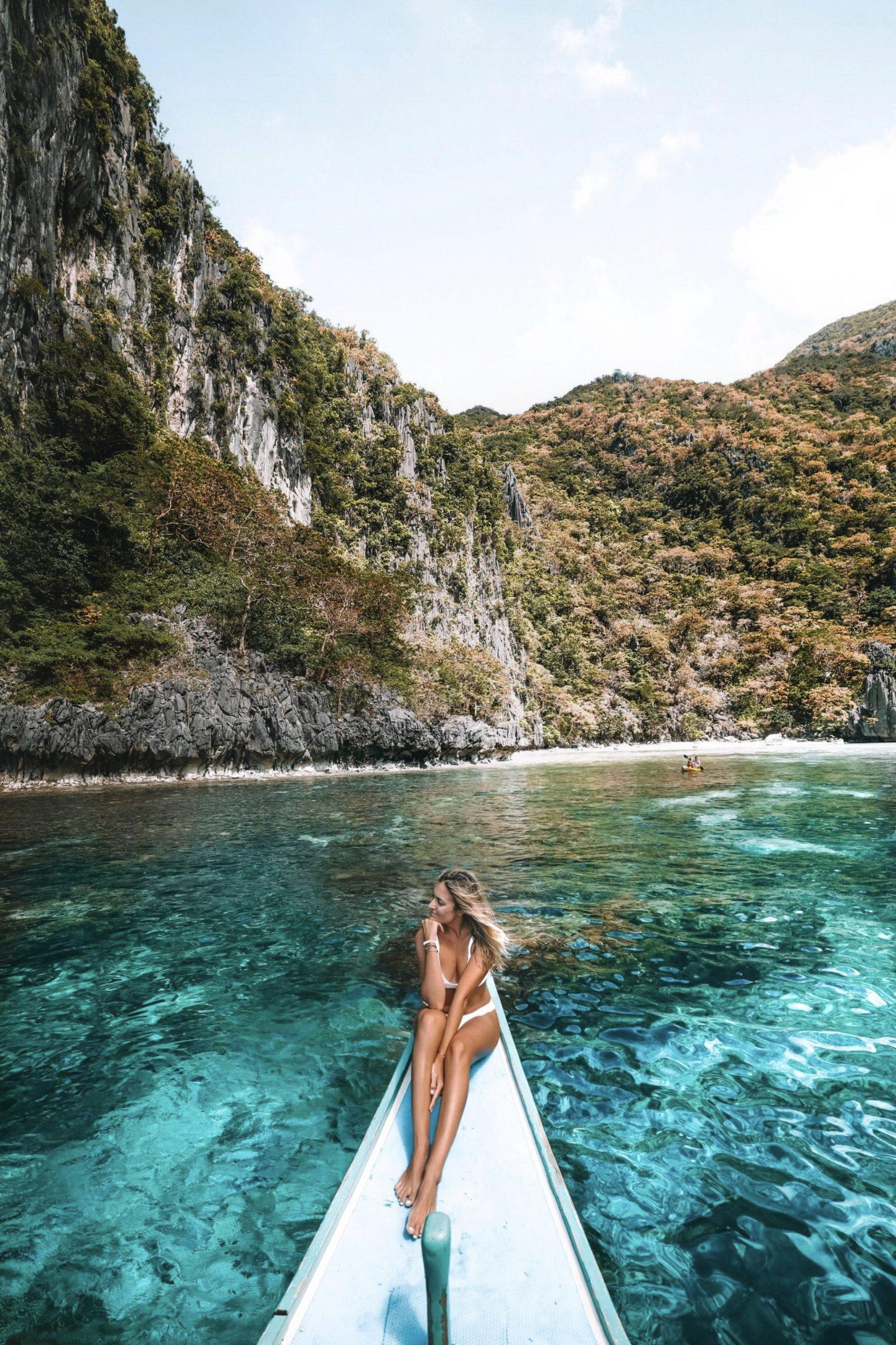 Small Lagoon El Nido - Blondie Baby blog mode Paris et voyages