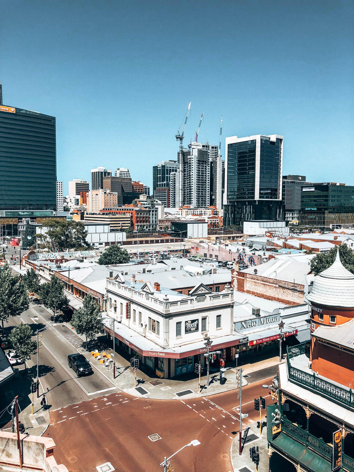 Visiter Perth Australie - Blondie Baby blog mode et voyages