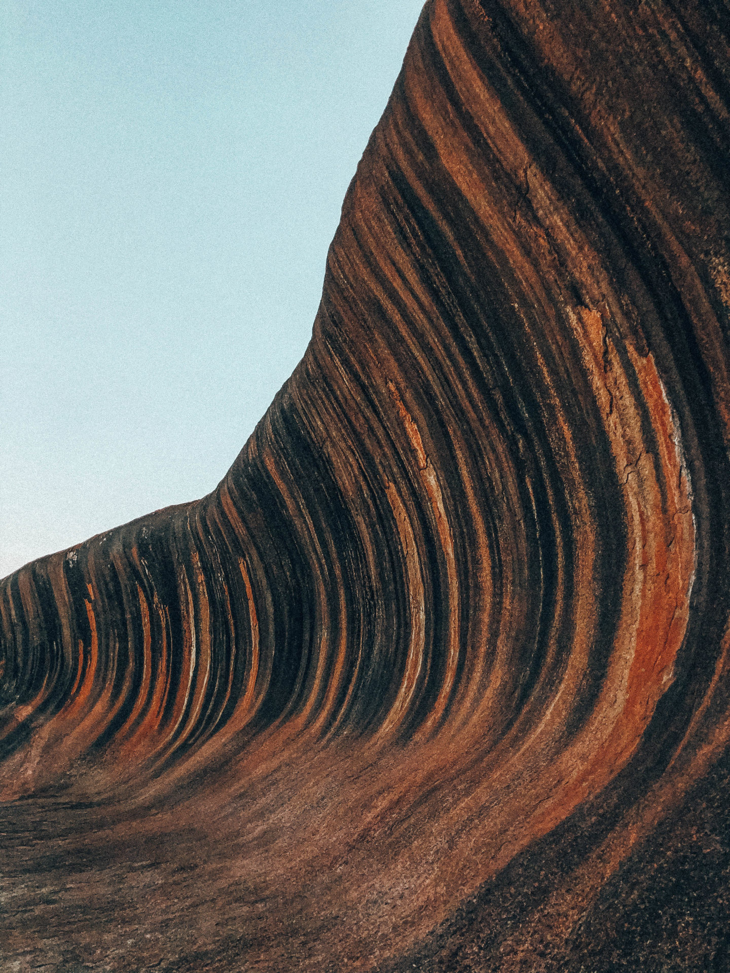 Wave Rock, Western Australia - Blondie Baby blog mode et voyages