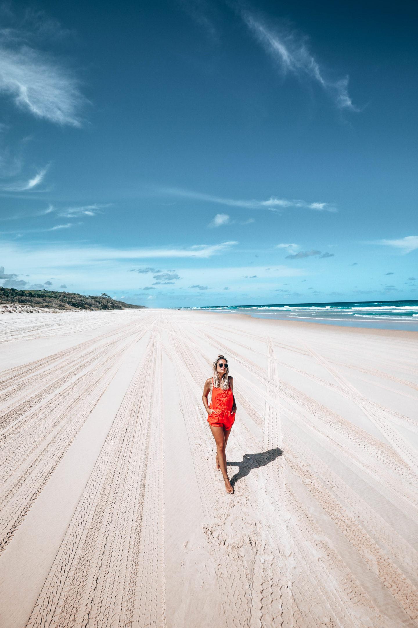 Visiter Fraser Island - Blondie Baby blog mode et voyages