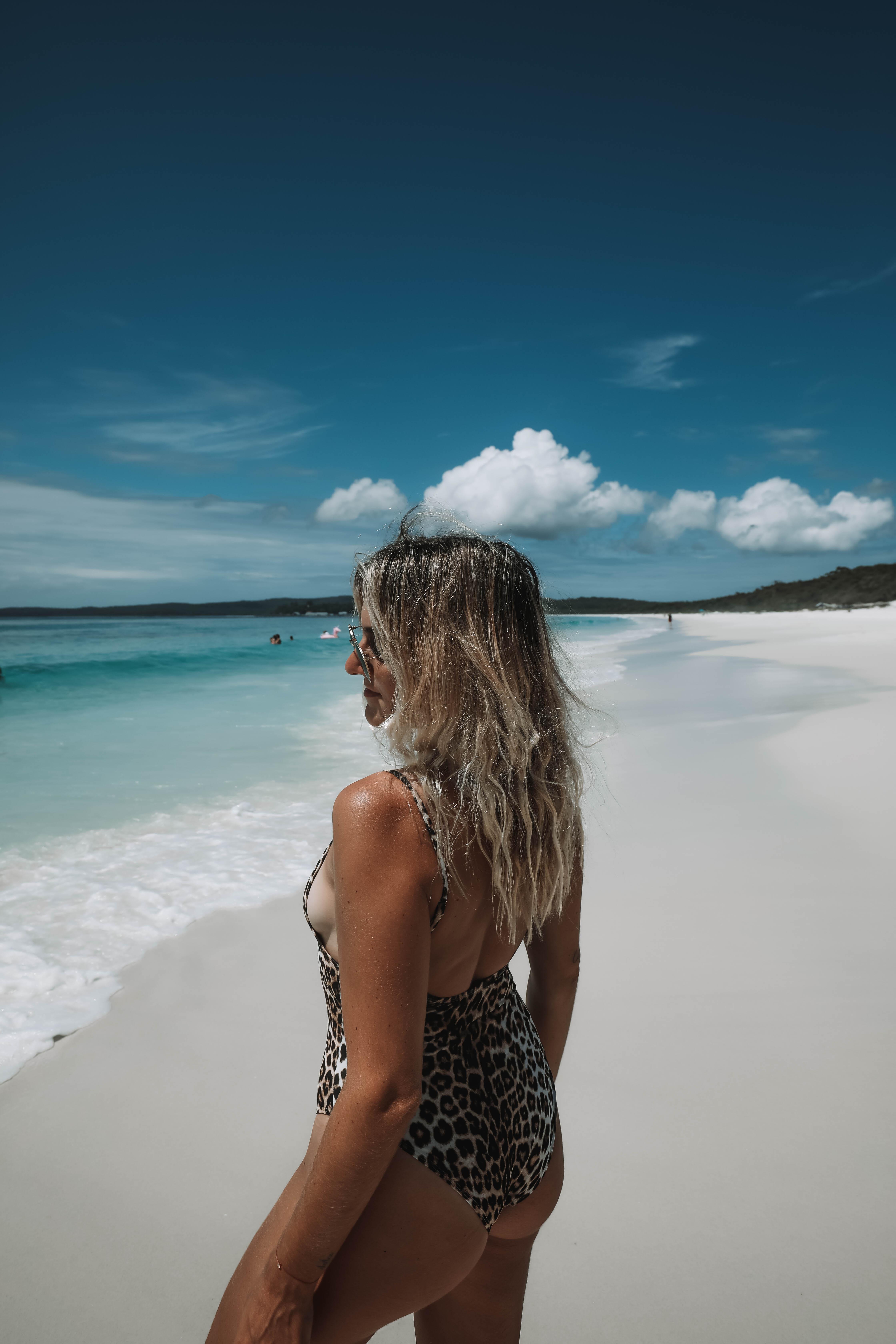 Plage Australie - Blondie Baby blog mode et voyages