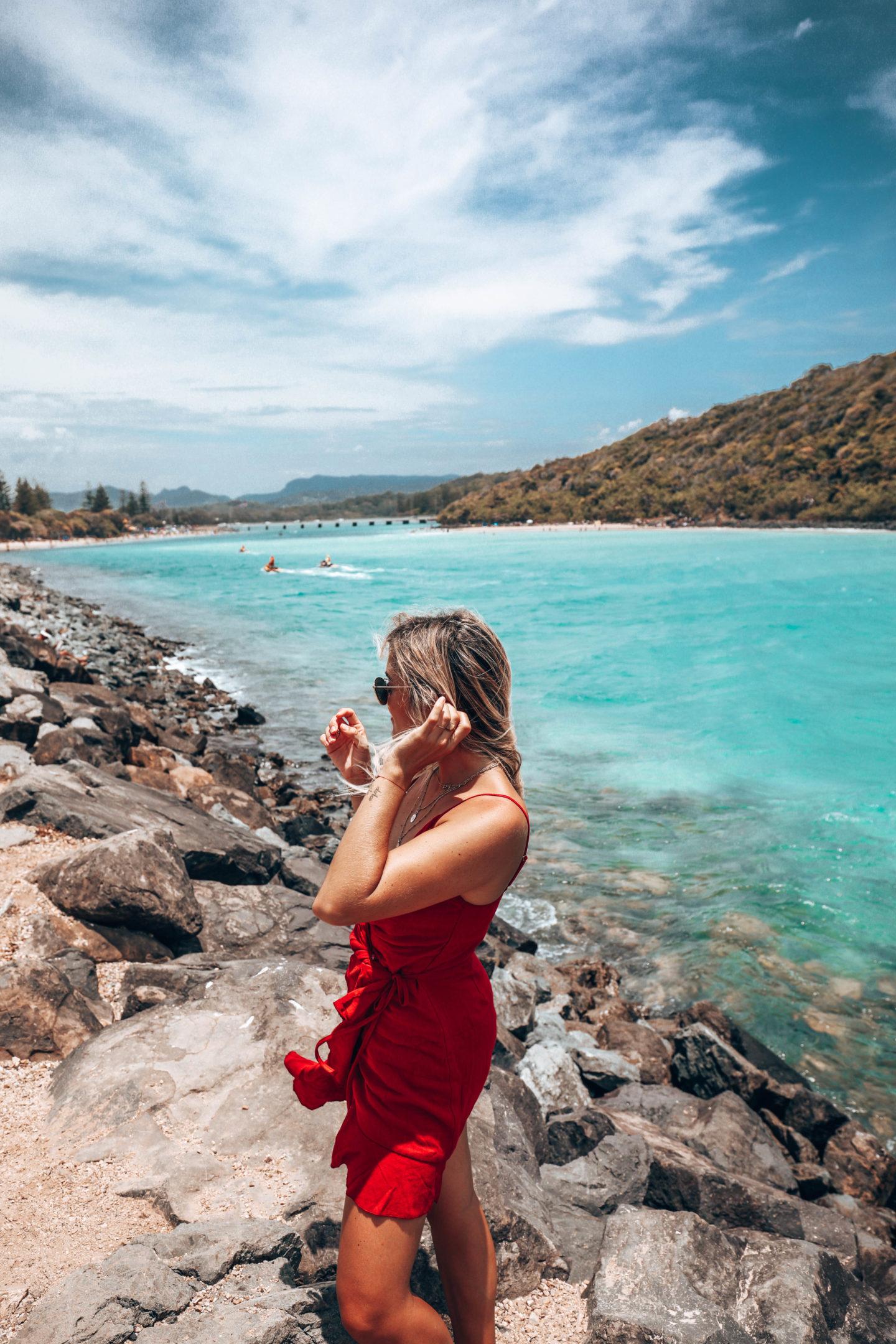 Tallebudgera Creek Gold Coast - Blondie Baby blog mode et voyages