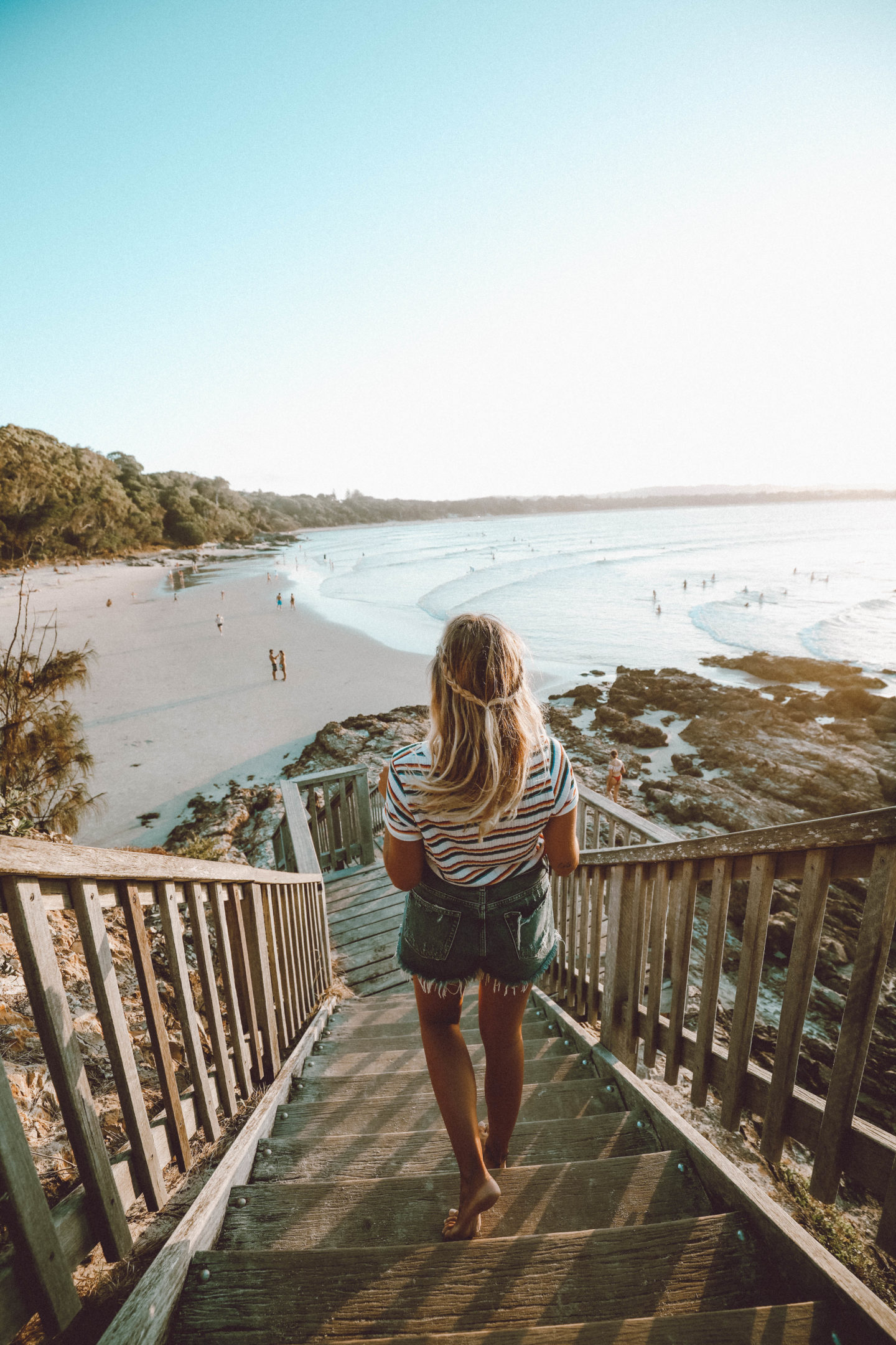 Plage Byron Bay - Blondie Baby blog mode et voyages