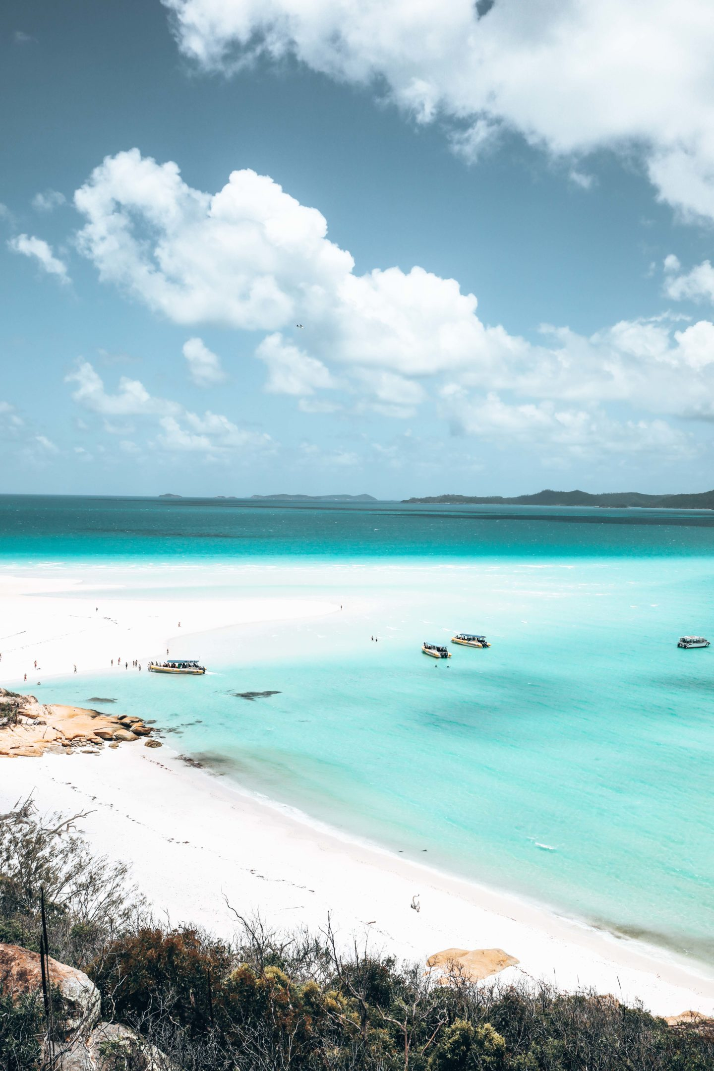 Whitehaven Beach Australie - Blondie baby blog mode et voyages