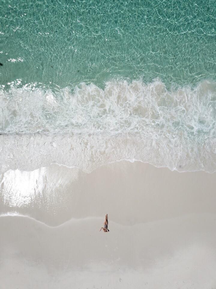 Drone Australie - Blondie Baby blog mode et voyages