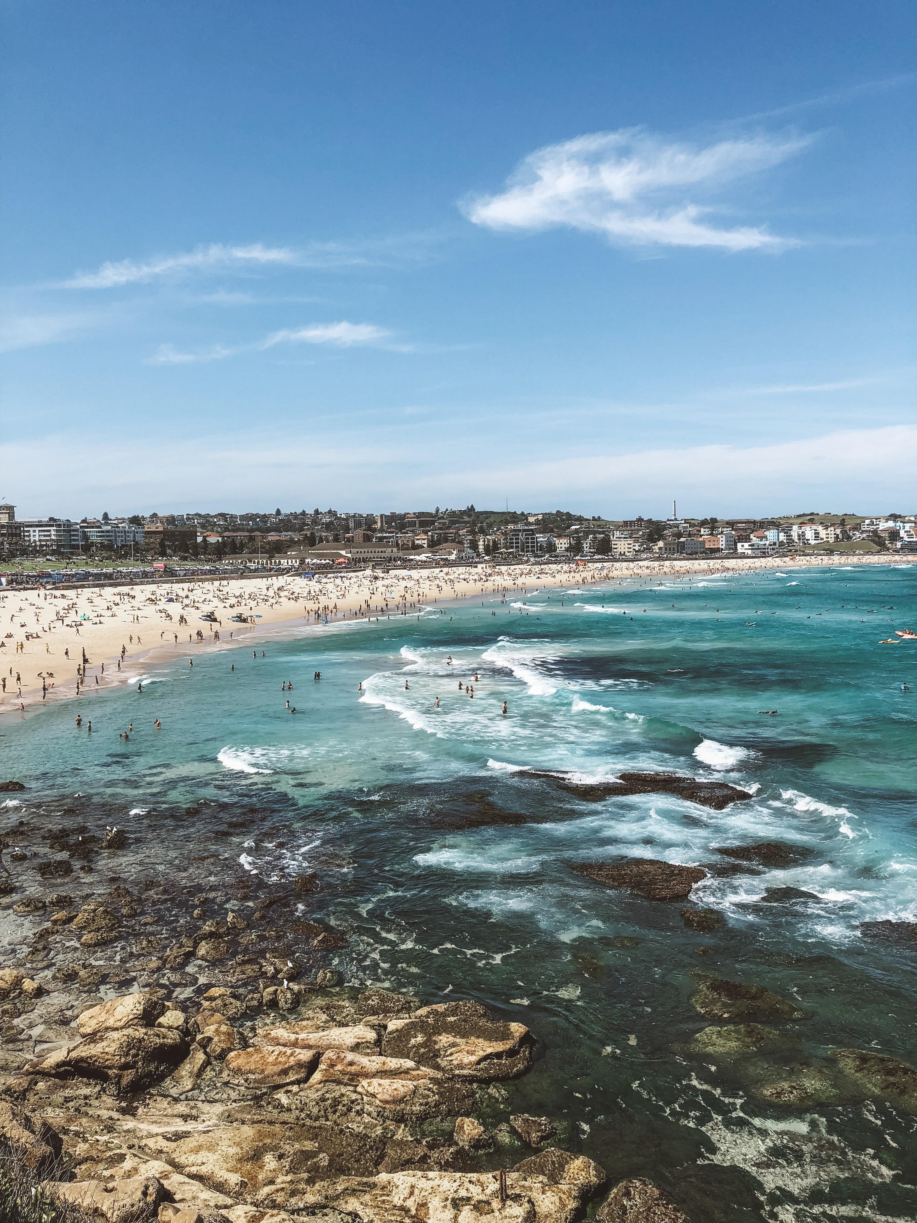 Bronte Beach Sydney - Blondie Baby blog mode et voyages