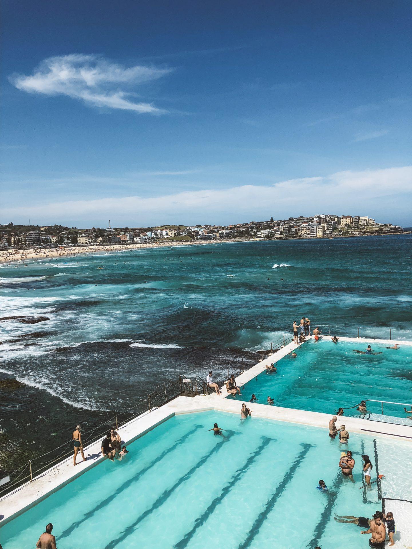 Bondi Iceberg Sydney Phare Byron Bay - Blondie Baby blog mode et voyages